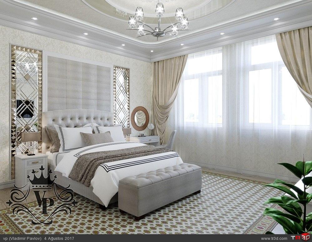 Yatak oda tasarimir