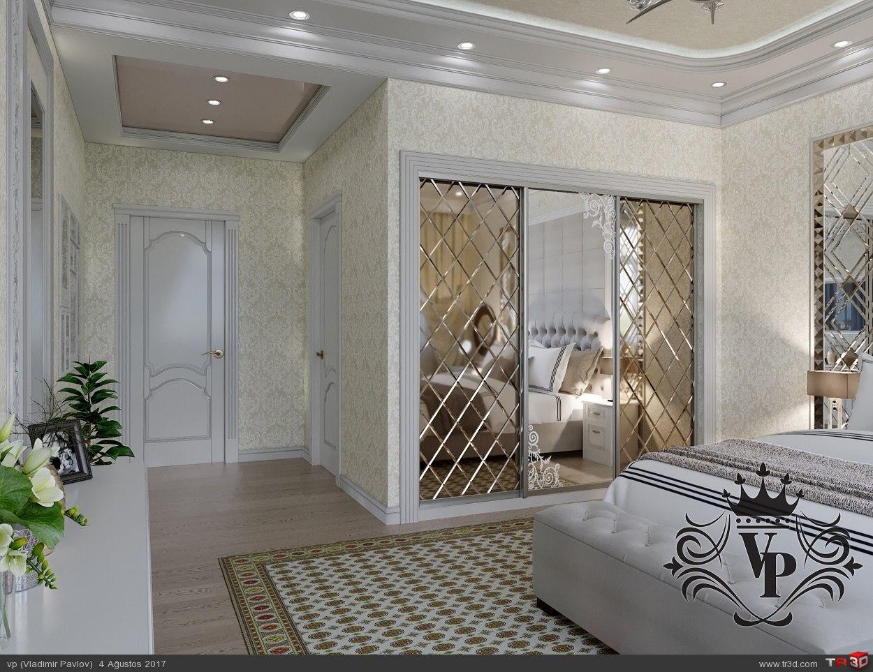 Yatak oda tasarimir 2
