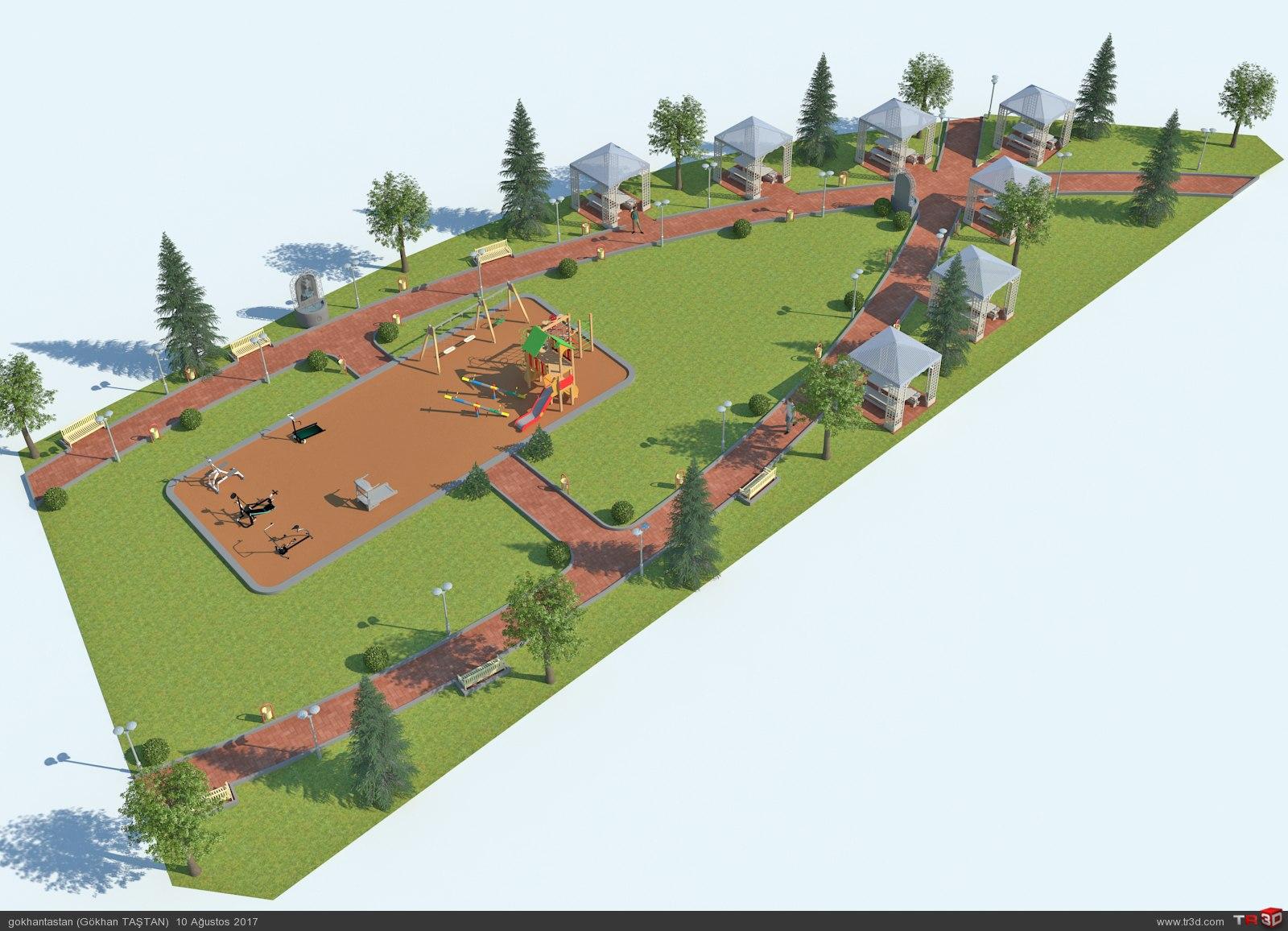 Park Projesi 1