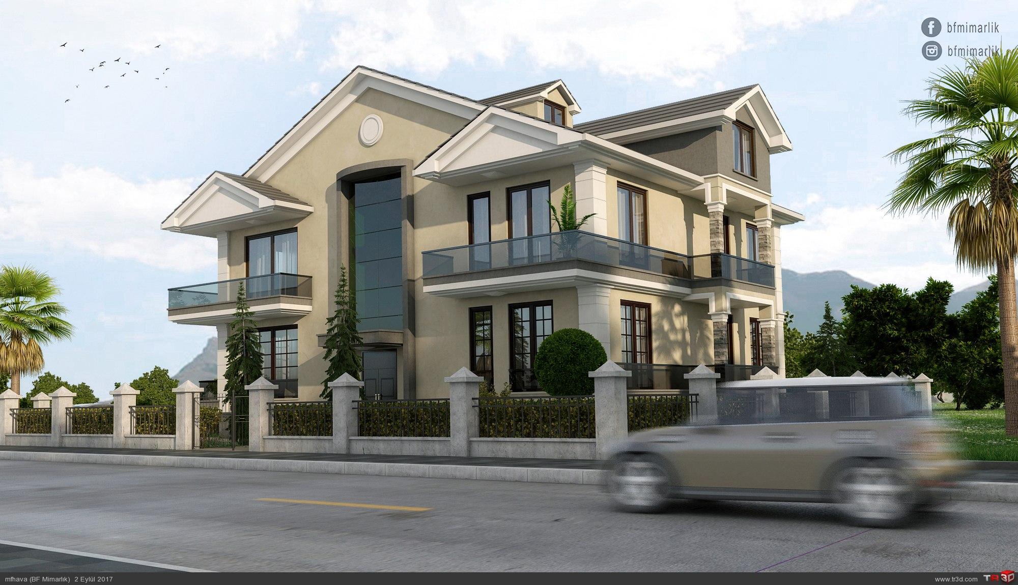 Müstakil ev 1