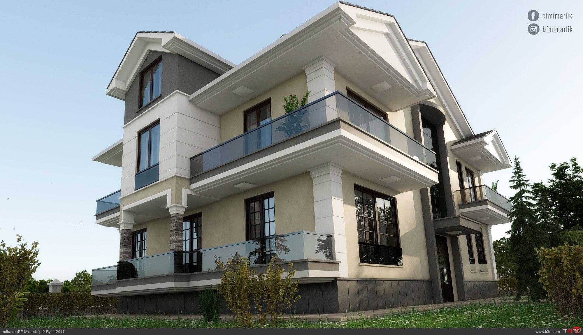 Müstakil ev 2
