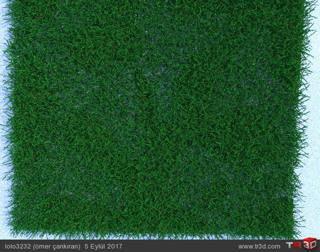 Realistic Grass 3