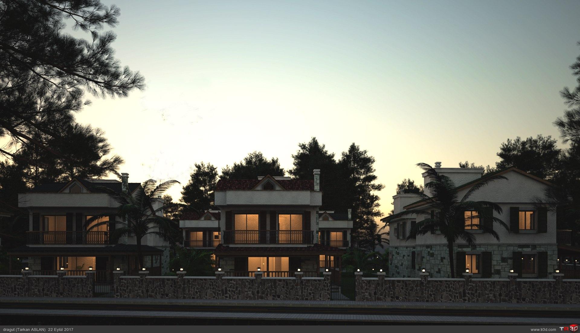 Karaburun Villa- 1