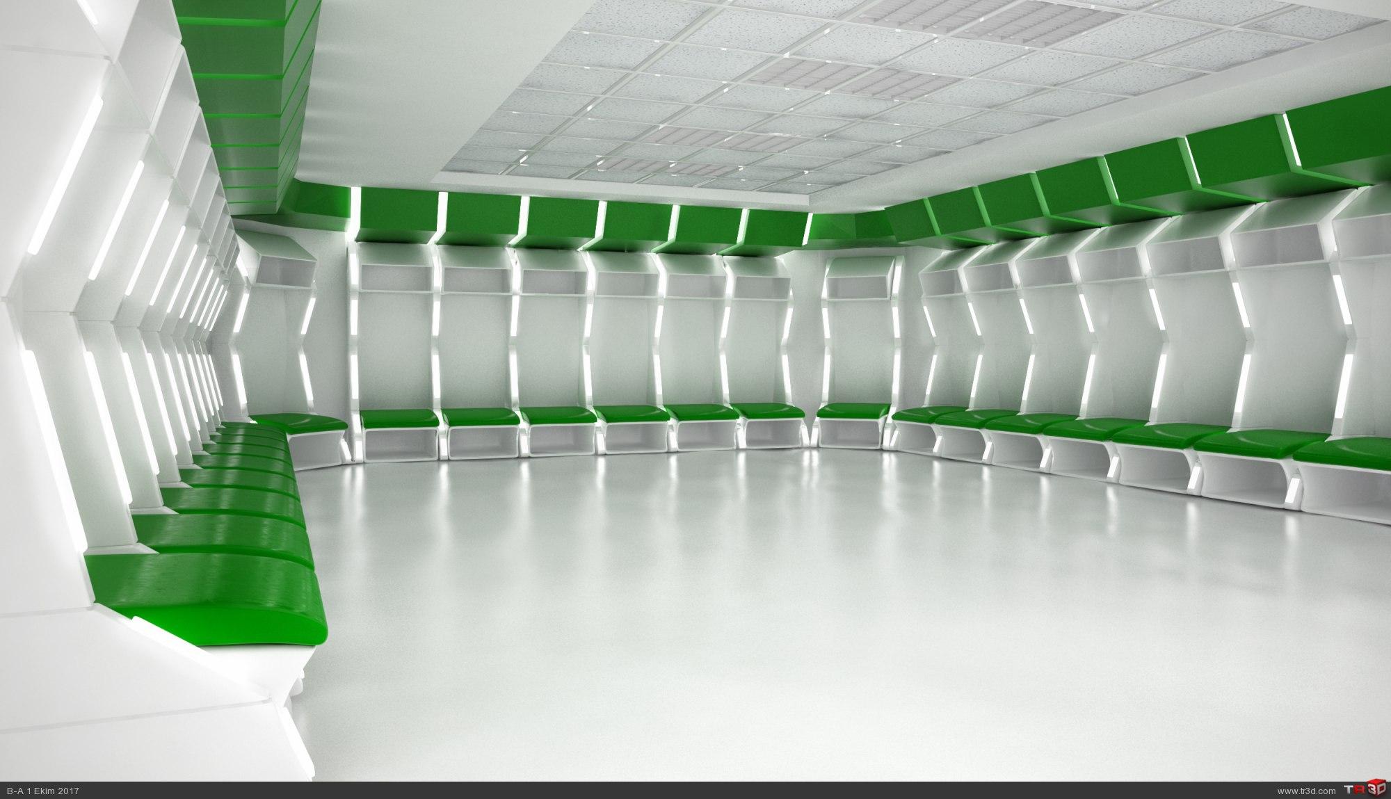 Konyaspor Soyunma Odası