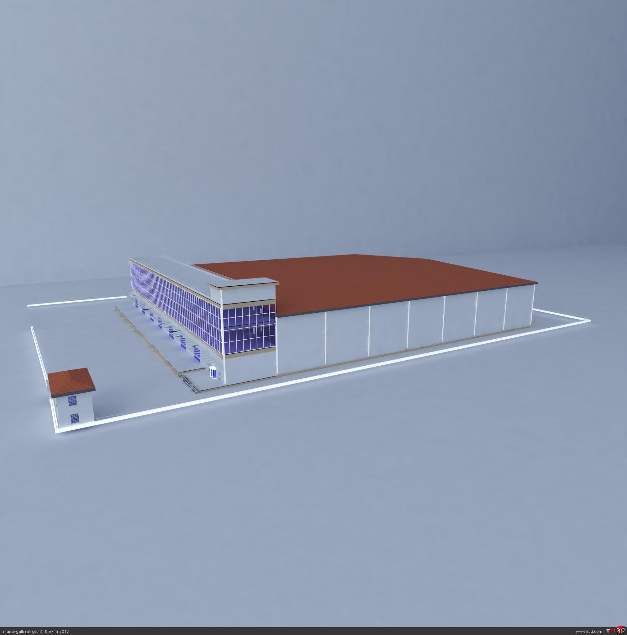 hangar 1