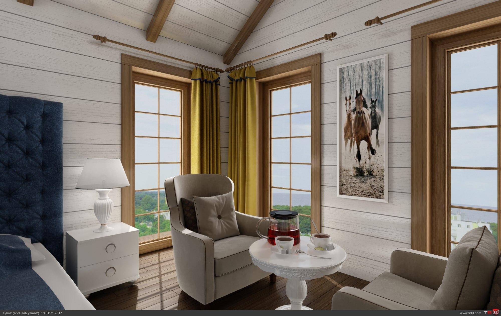 Corona Bedroom 4