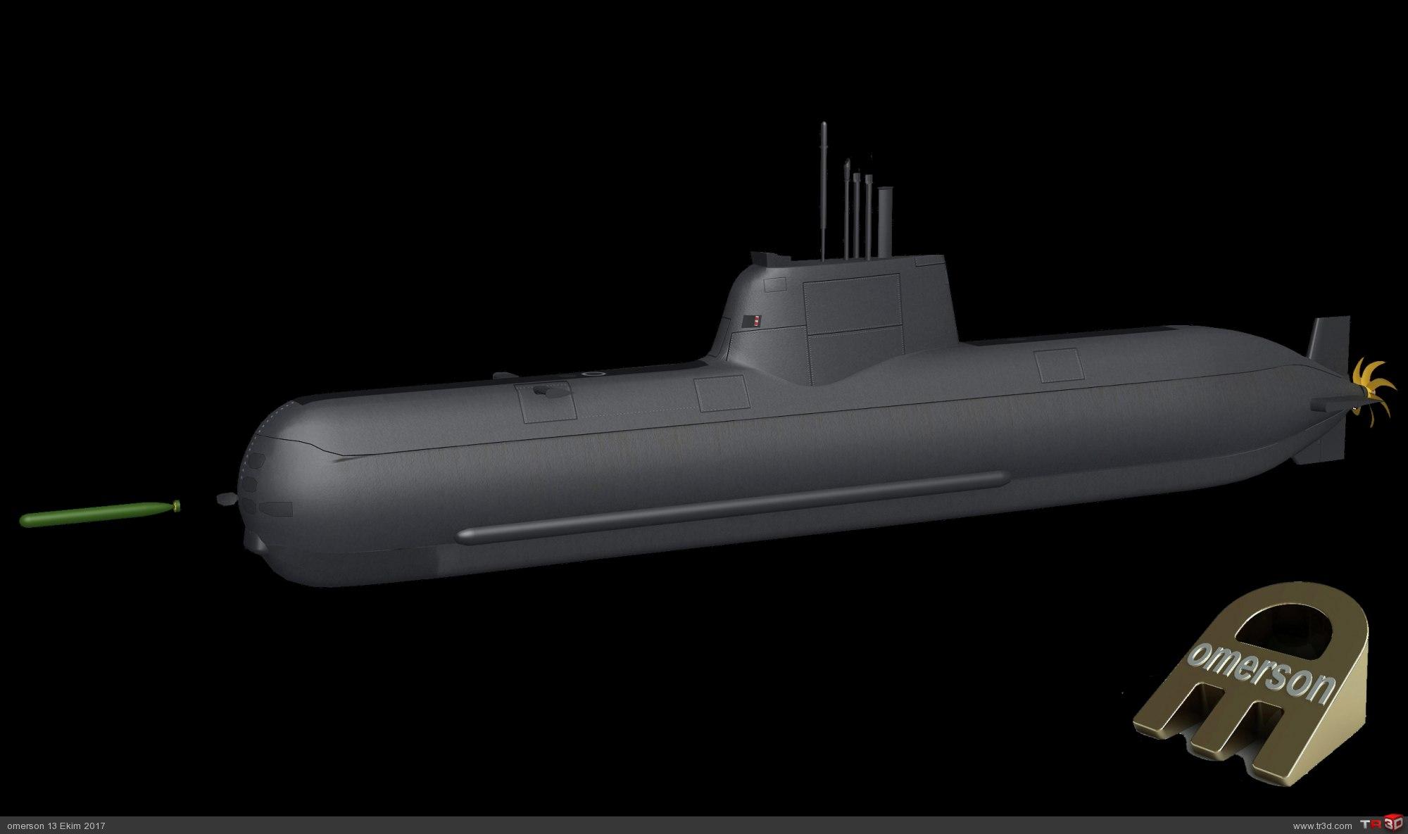 Type 214 Denizaltı. 1