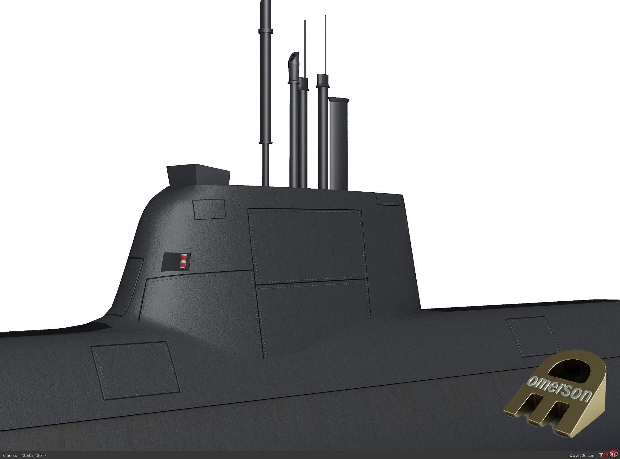 Type 214 Denizaltı. 4