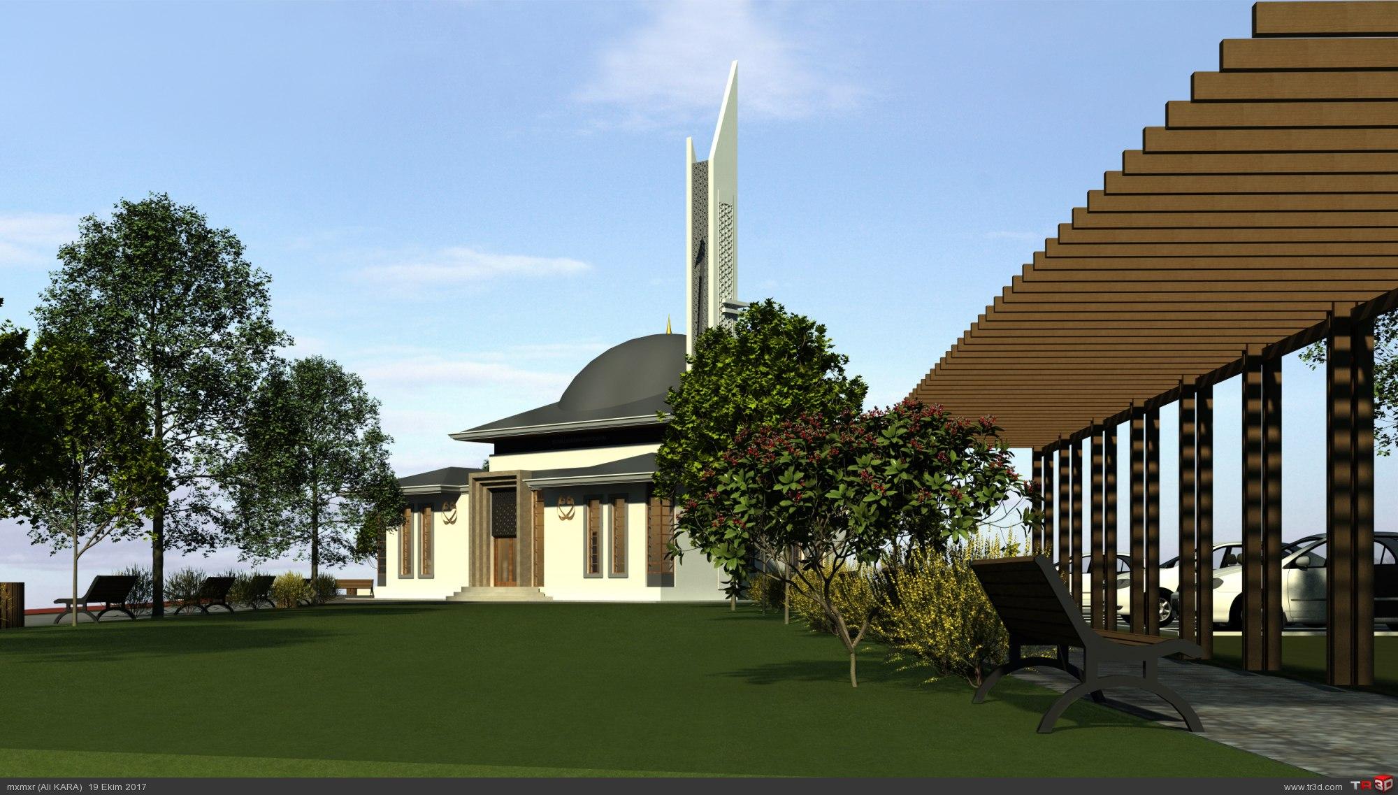 Çoruh Şehitlik Camii 1