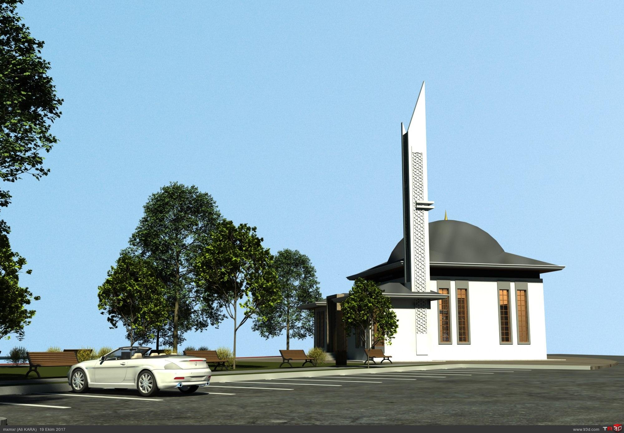 Çoruh Şehitlik Camii 2
