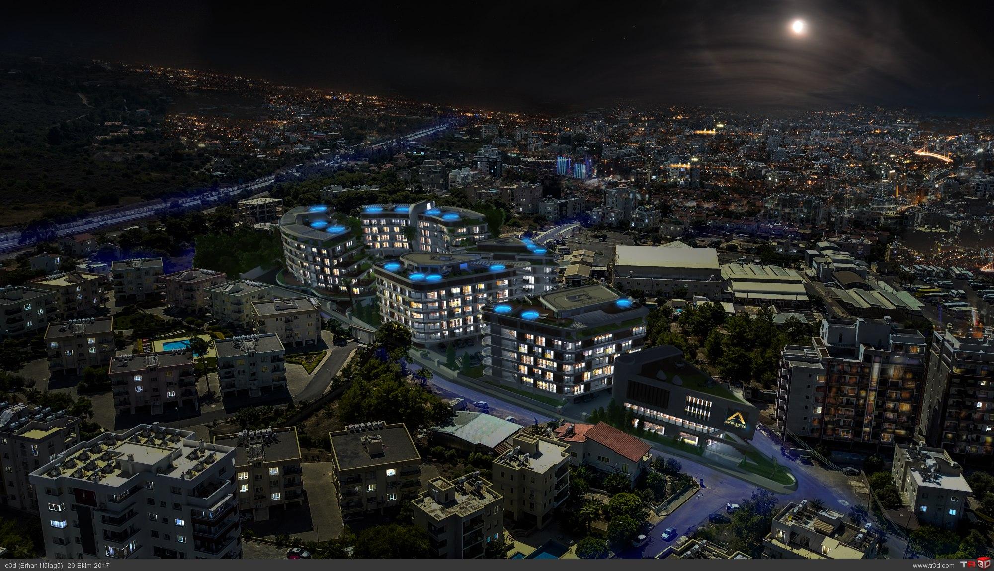 Avrasya City 3