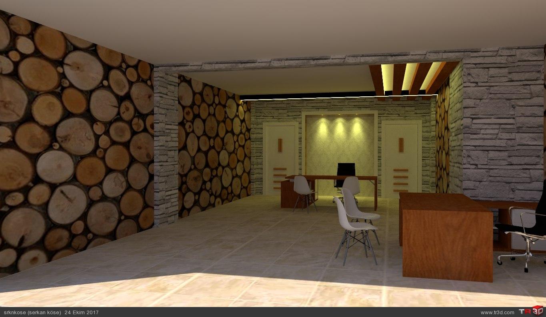 Kombi Satış Ofisi 3