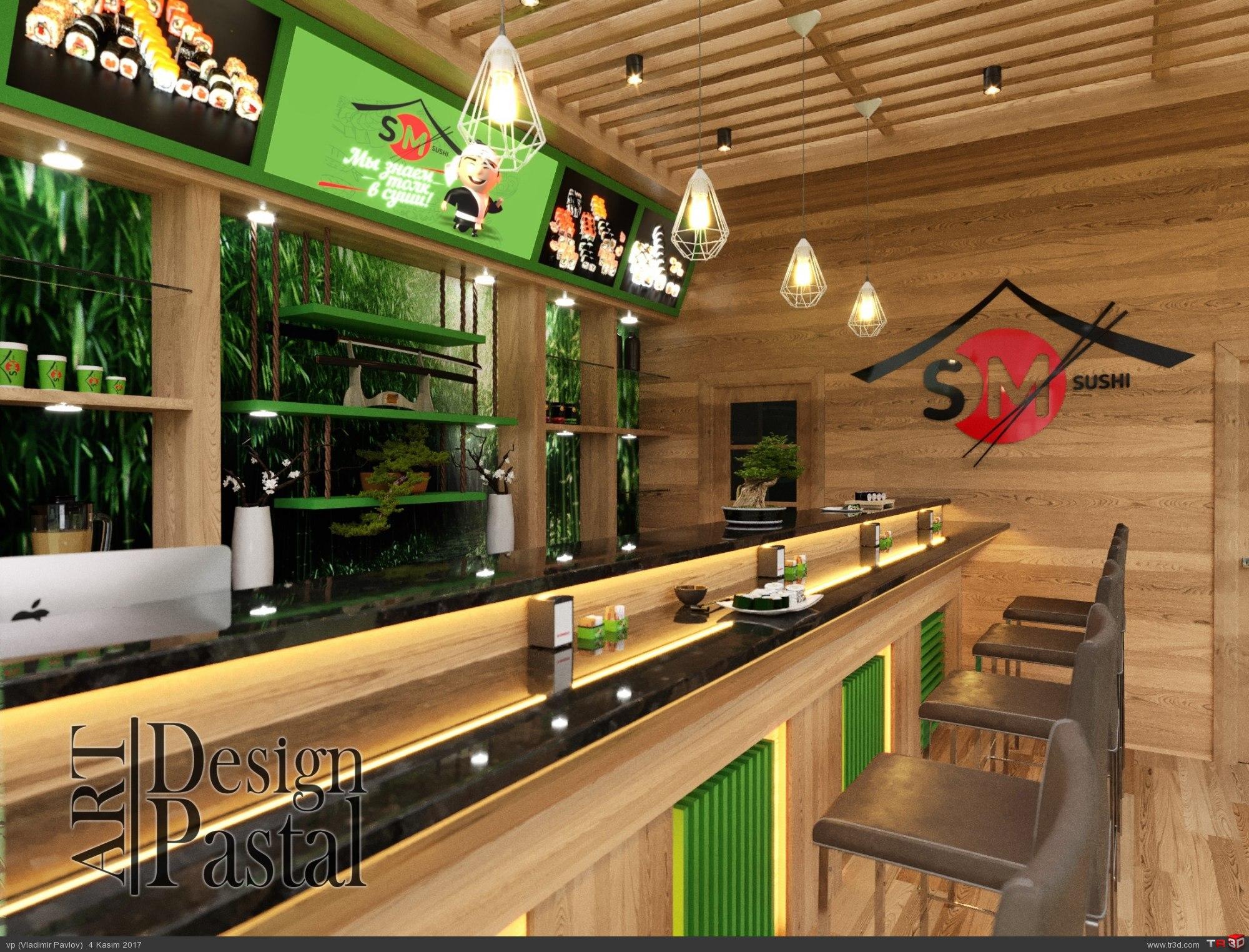 SM Sushi Bar Dizayn 2