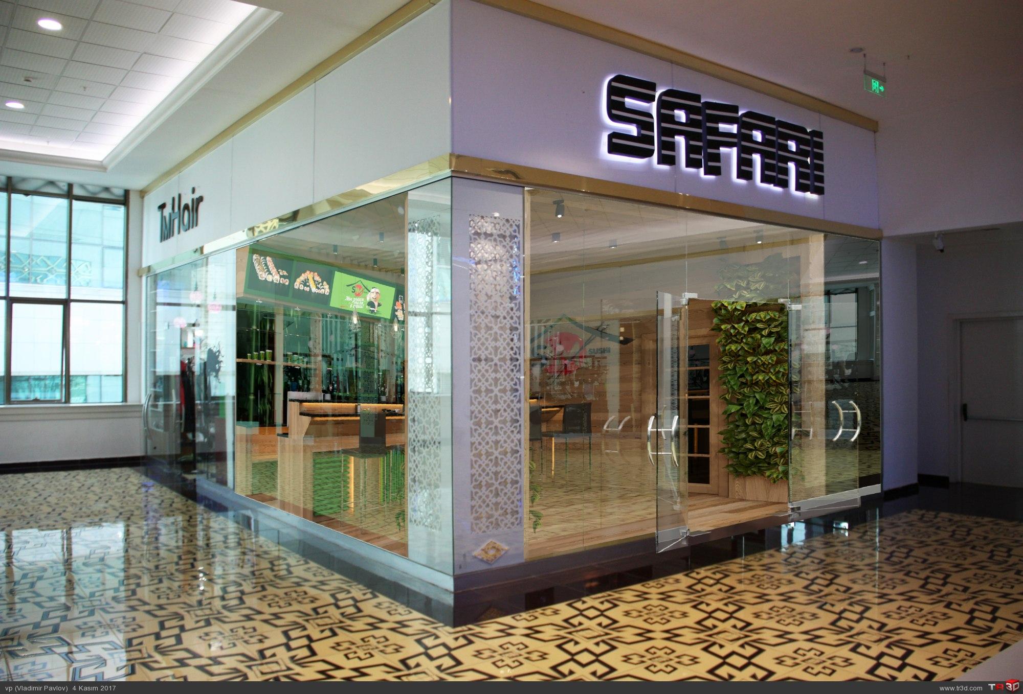 SM Sushi Bar Dizayn 4