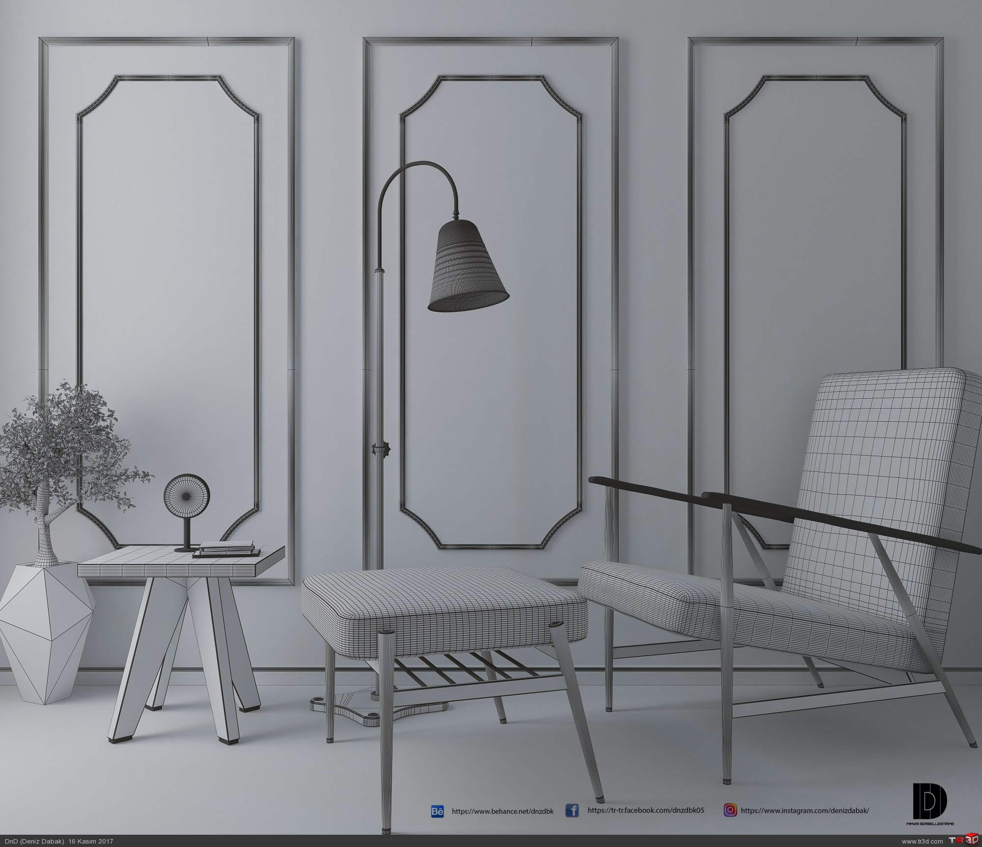 Living Room Corner 4
