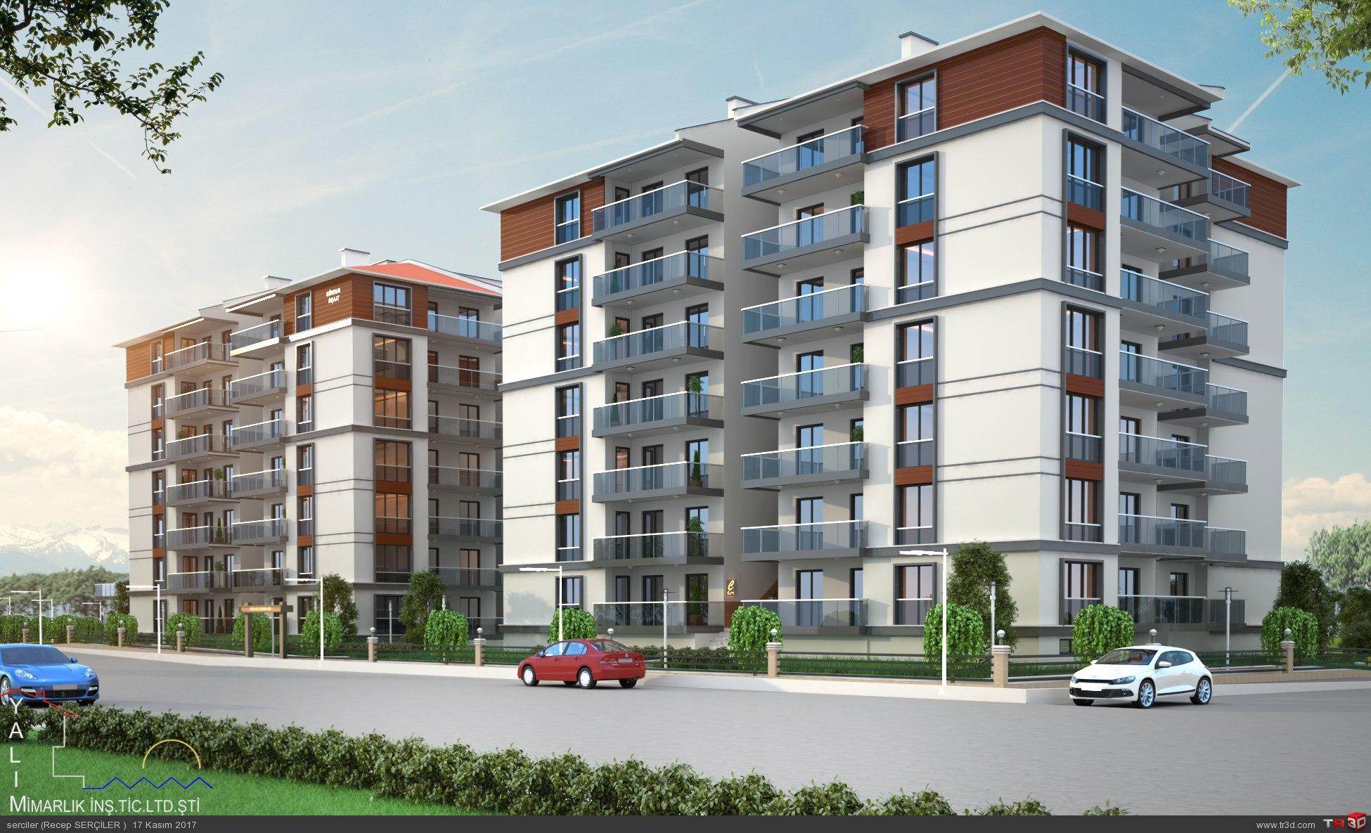 Keşan / Edirne 3 Blok  2