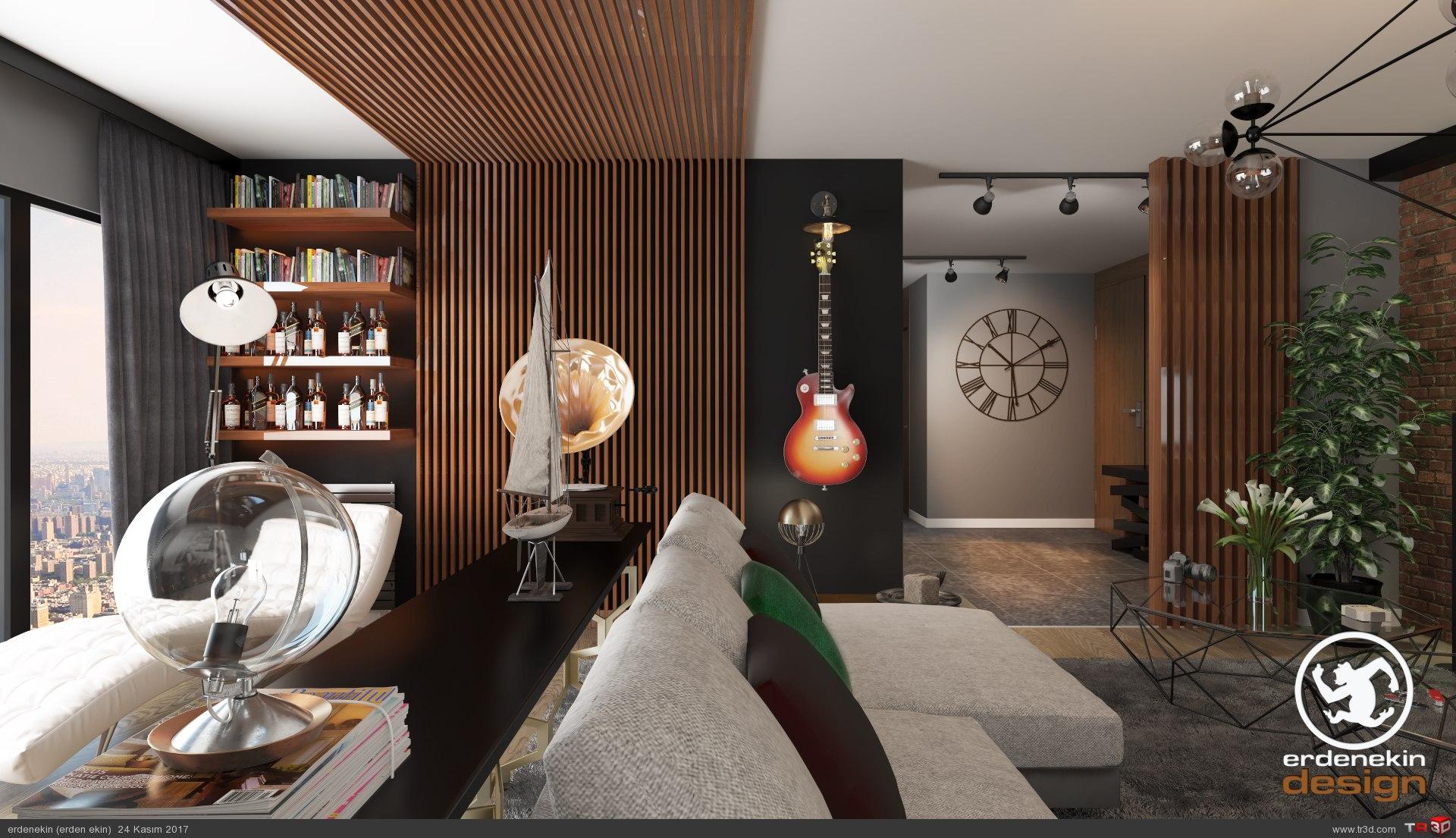 S.Yondem Salon 1