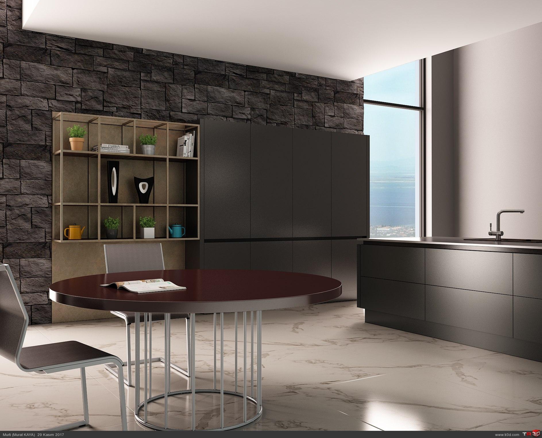 Siyah Mutfak 2