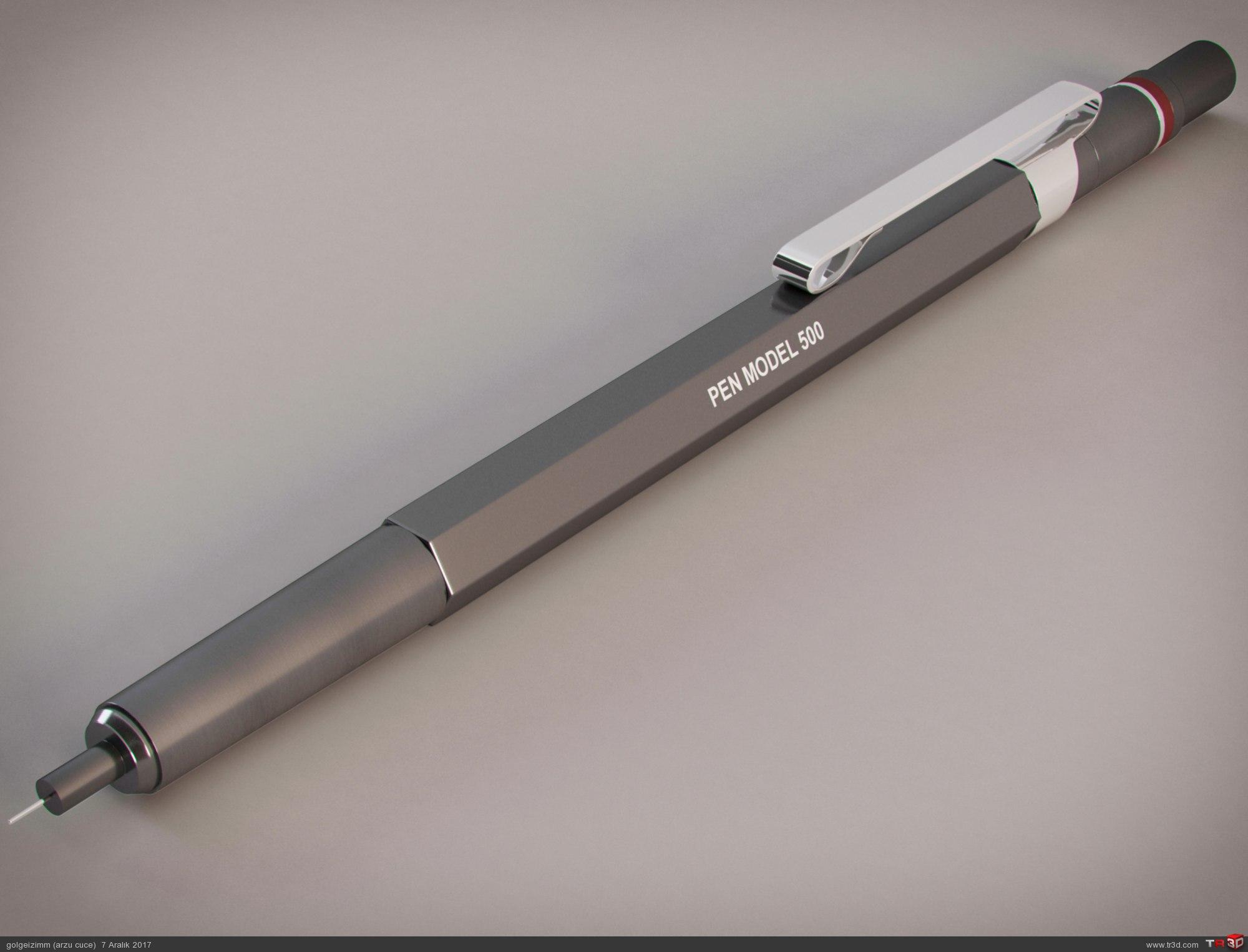Renkli Kalemler 1