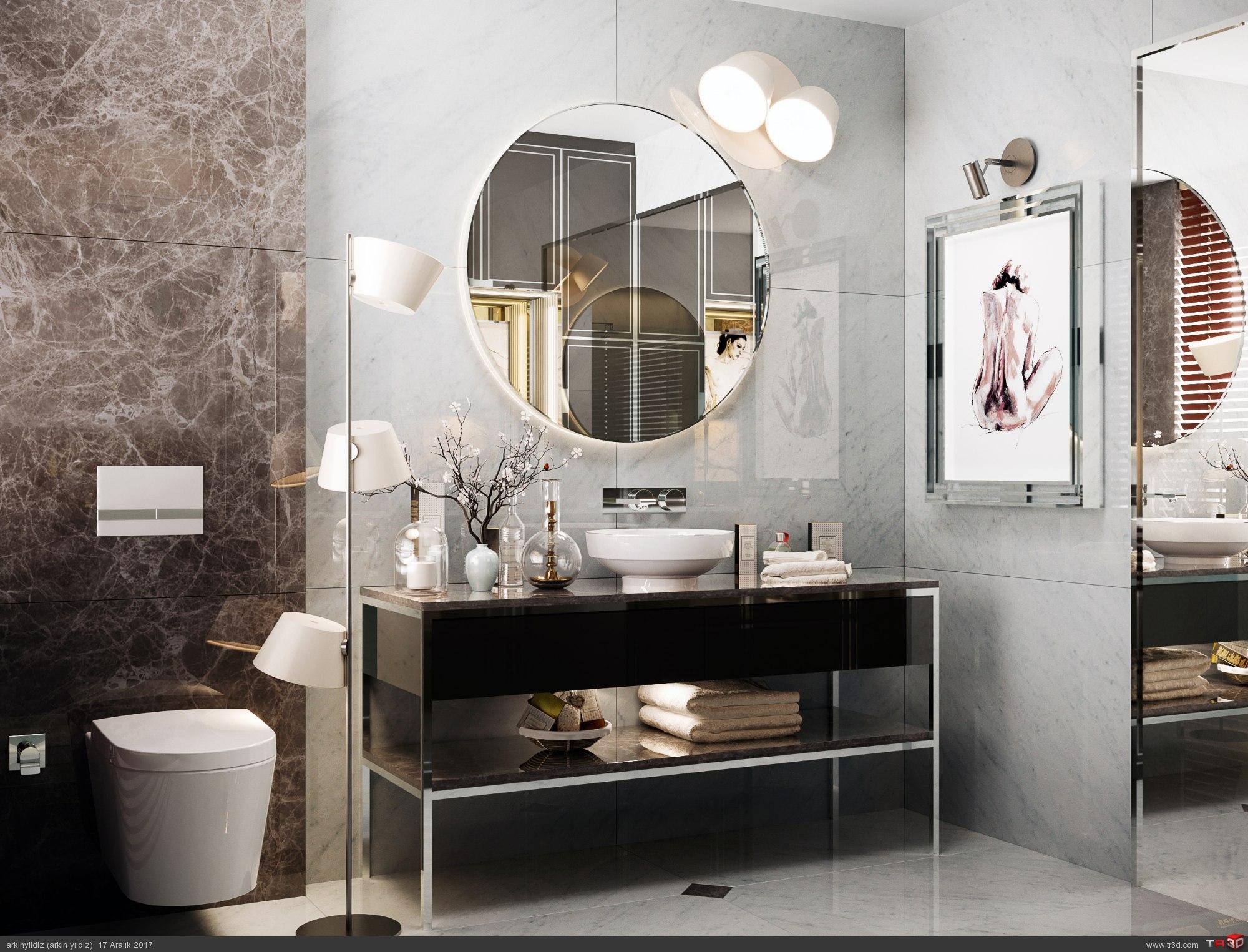 AR Bathroom