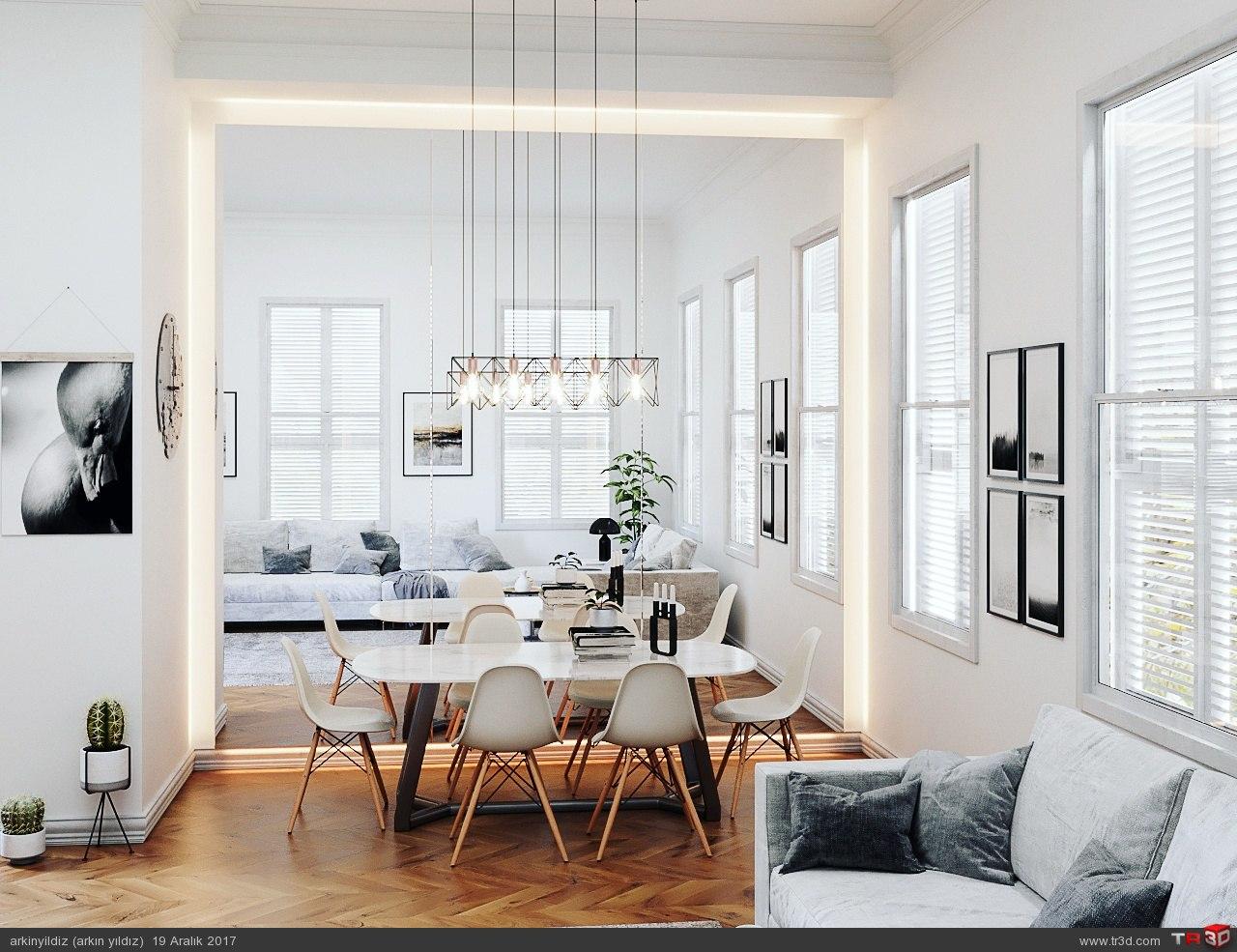 Living Room - WIP