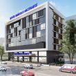 Kale3d Hastane renderi - Samsun- 2017