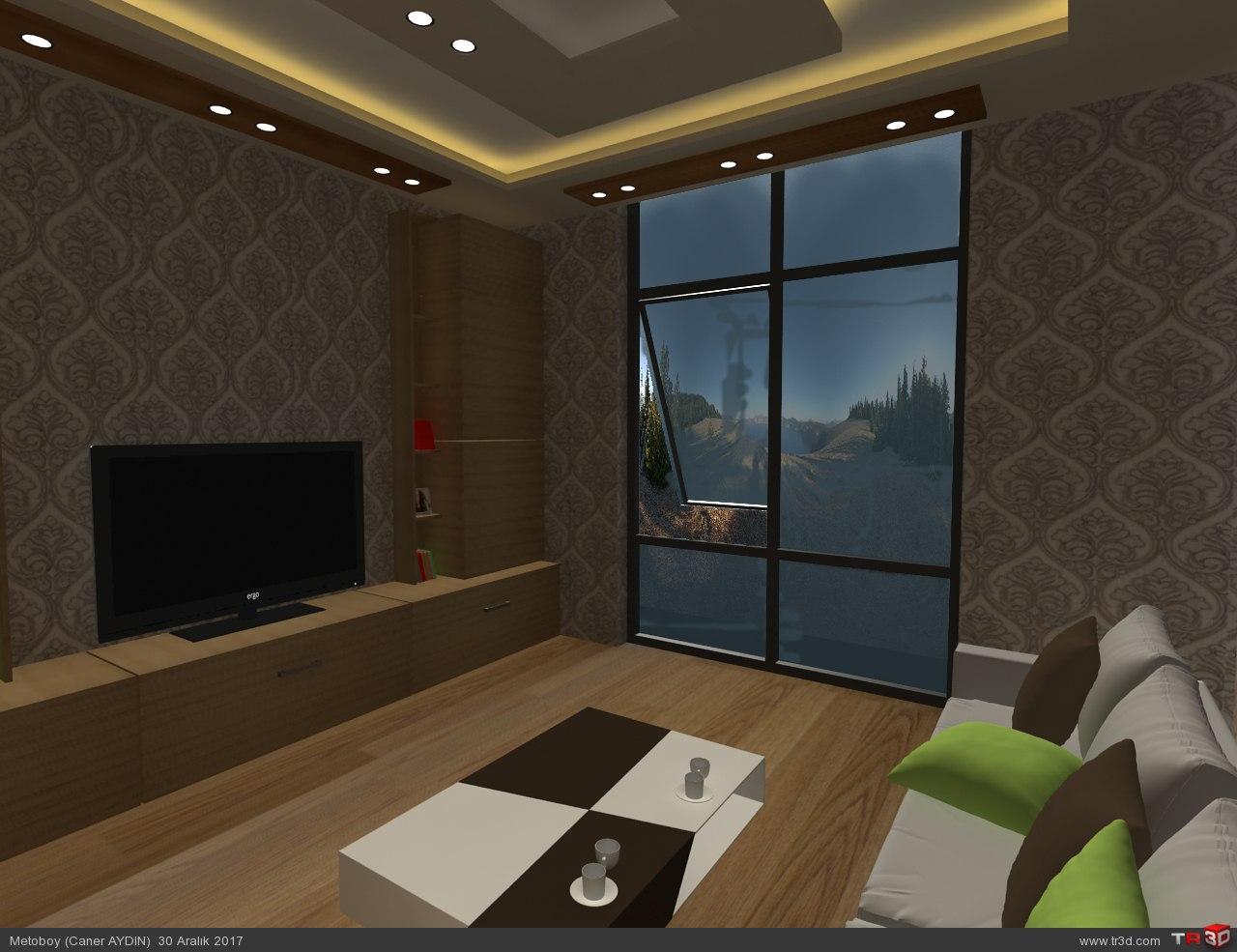 Oturma odası 1
