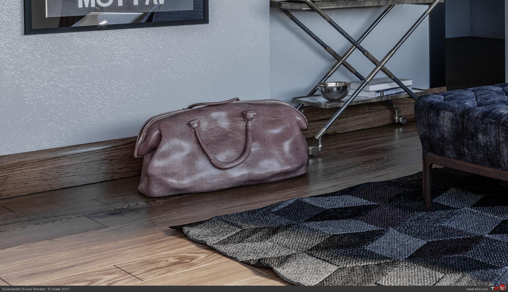 İsveç Stili Yatak Odası 4