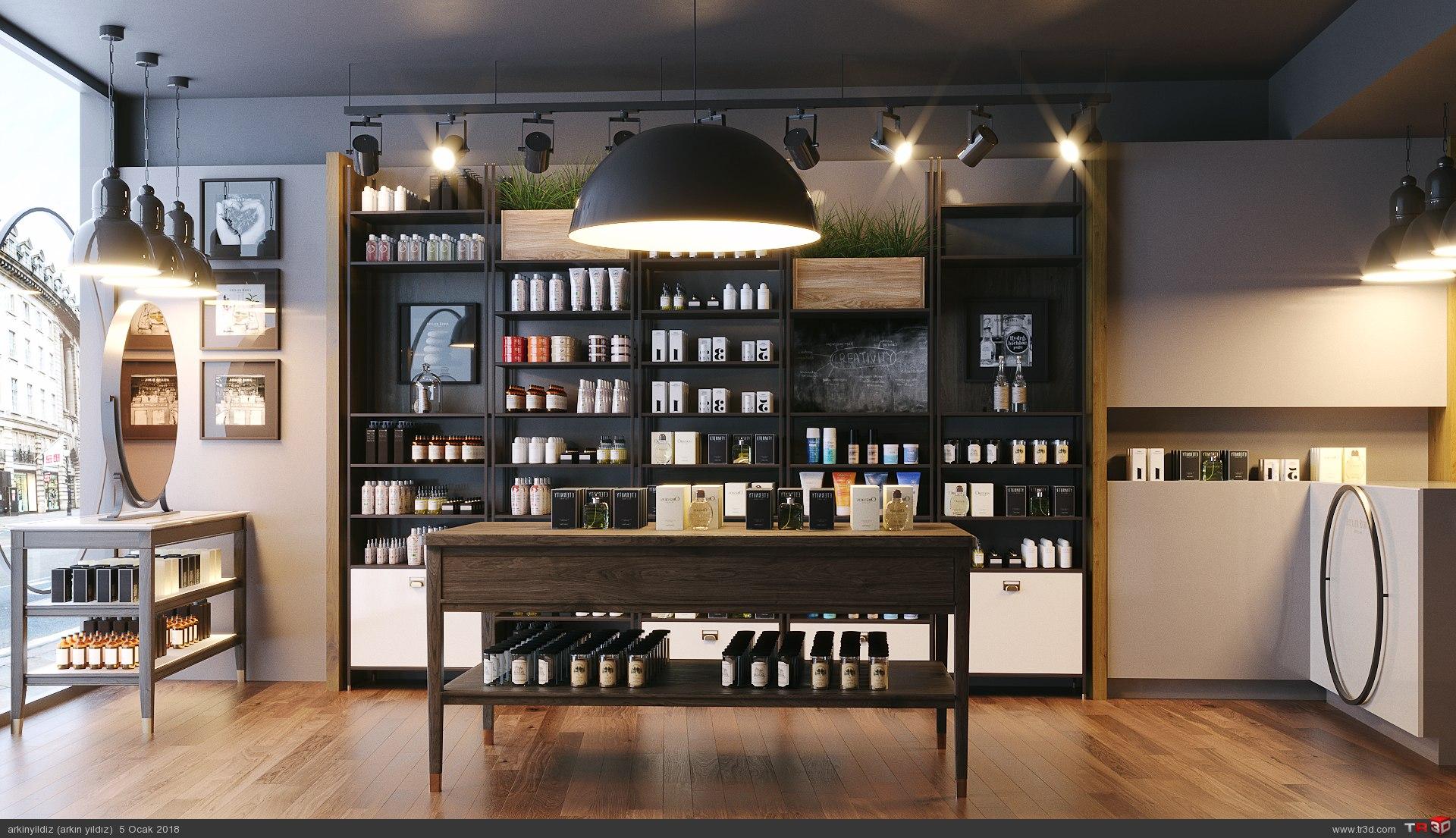 Hasselt - Store Design