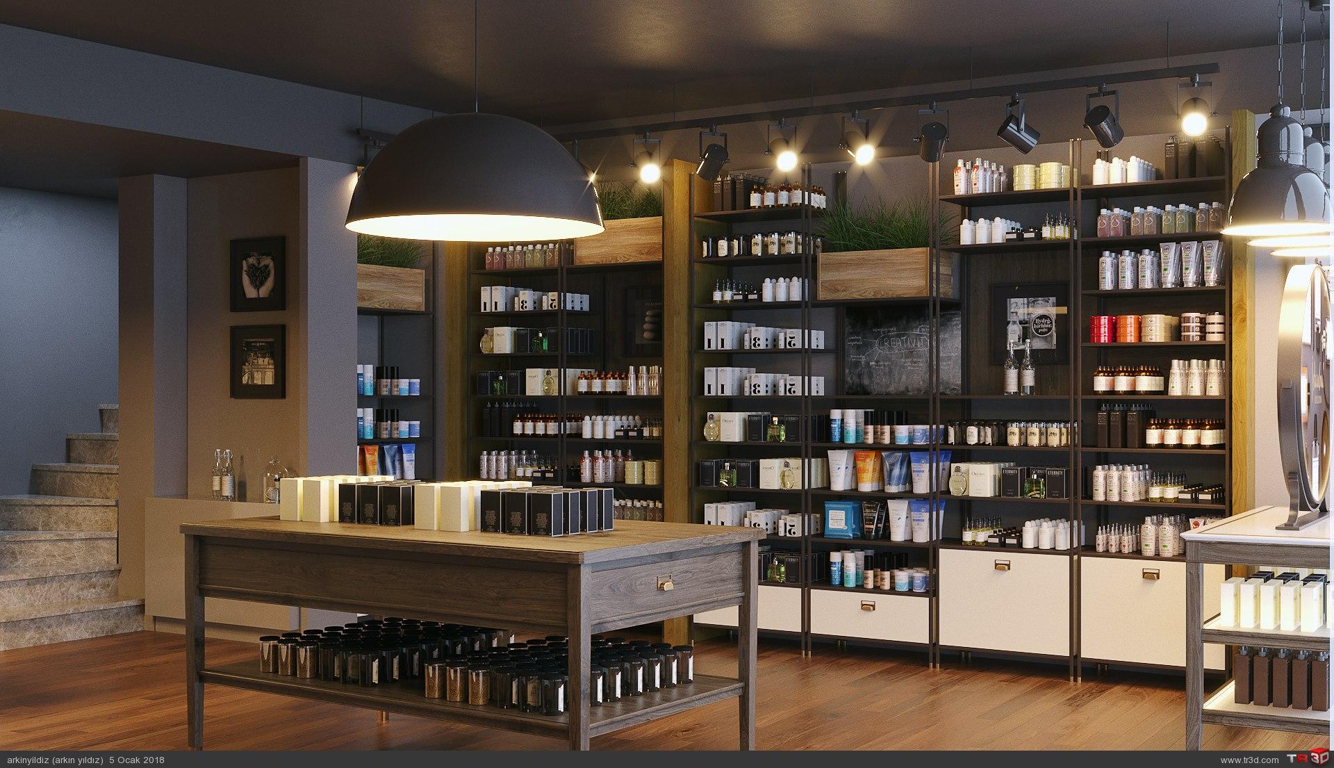Hasselt - Store Design 1