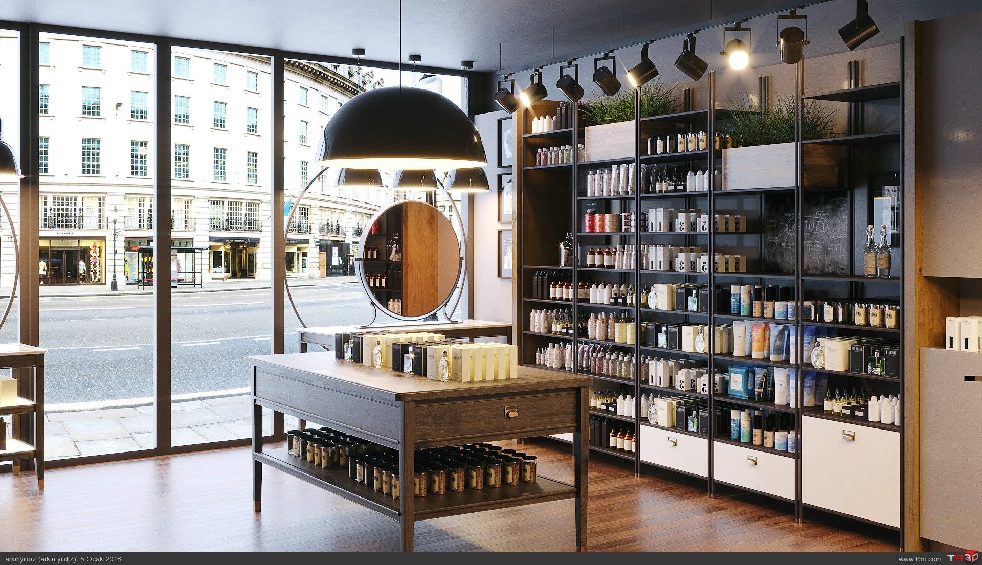 Hasselt - Store Design 2