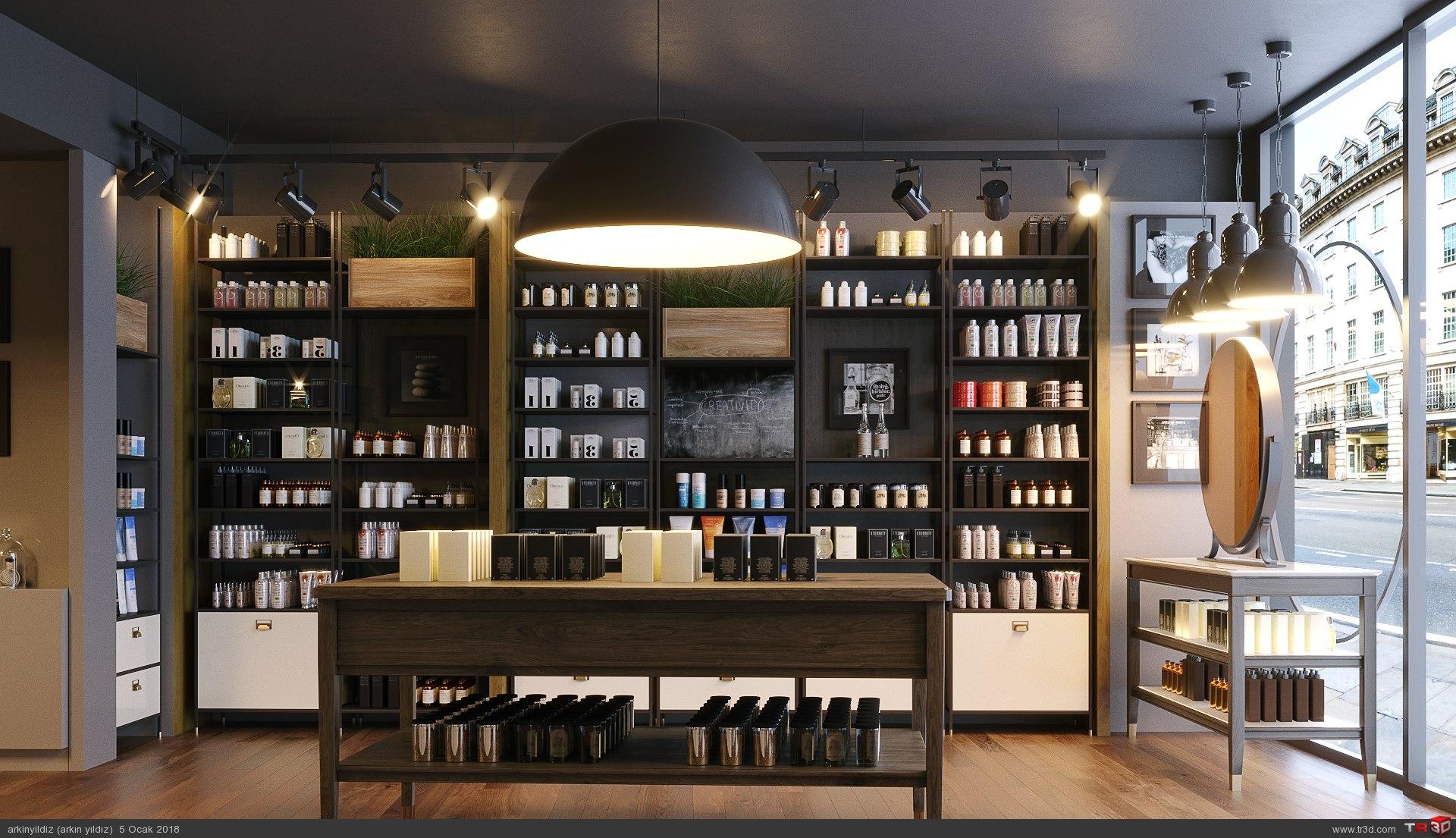 Hasselt - Store Design 3