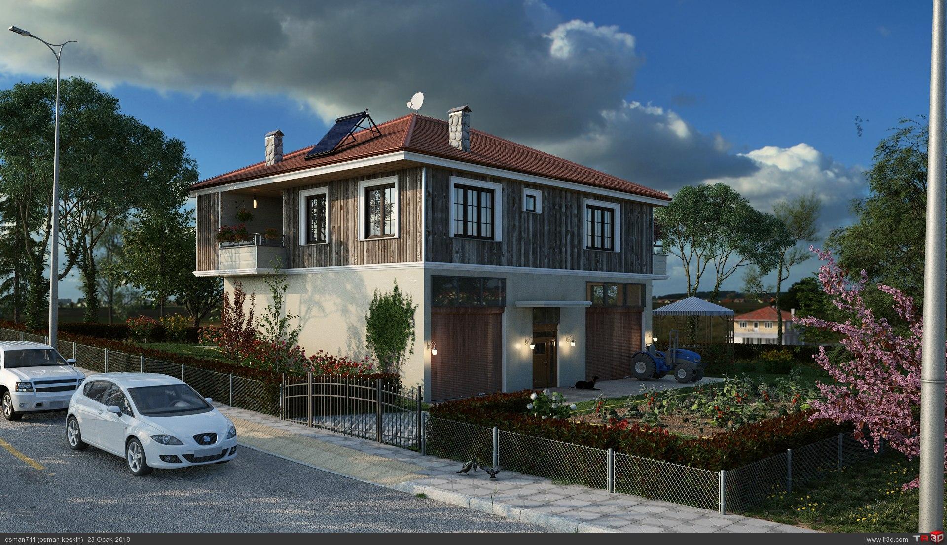 Yeni Ev