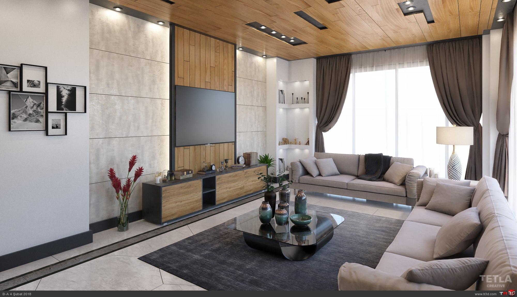 Villa - Salon