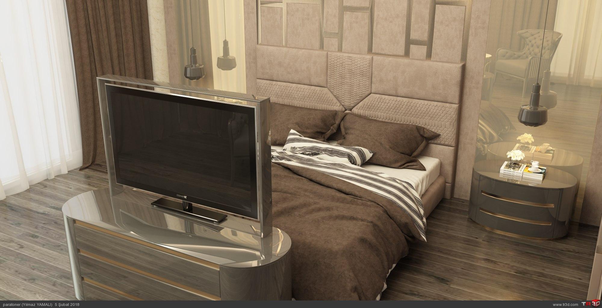 yatak odası 4