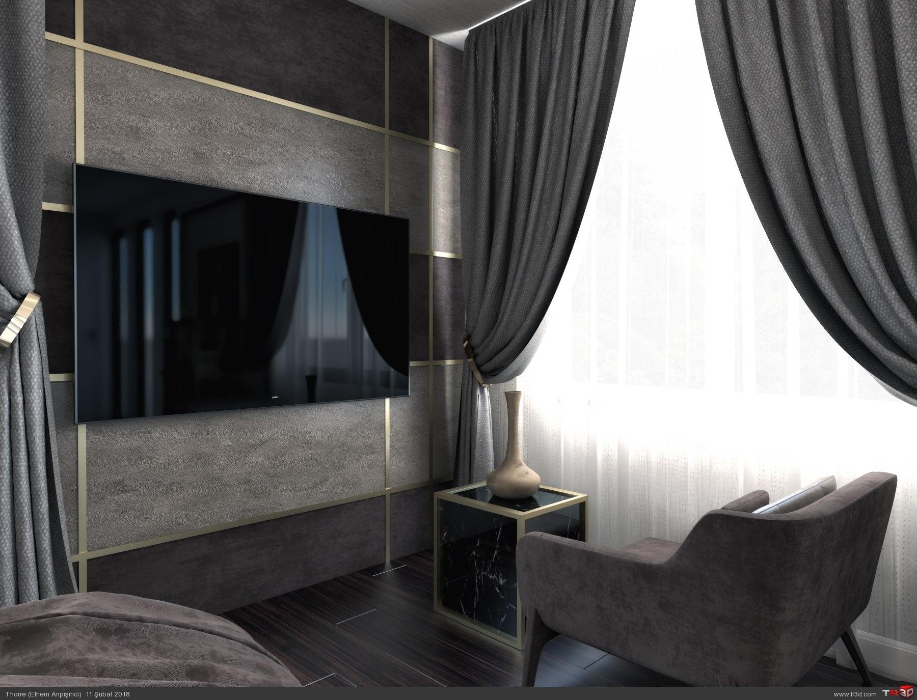 Kardele Kent Yatak Odası 1
