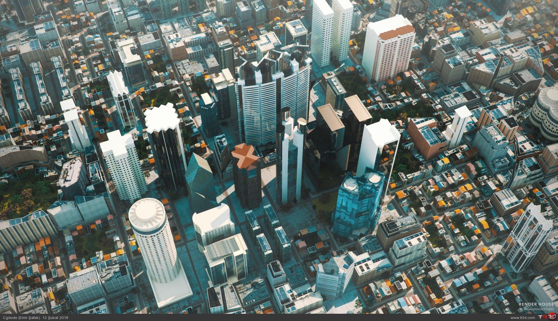 City Town CG