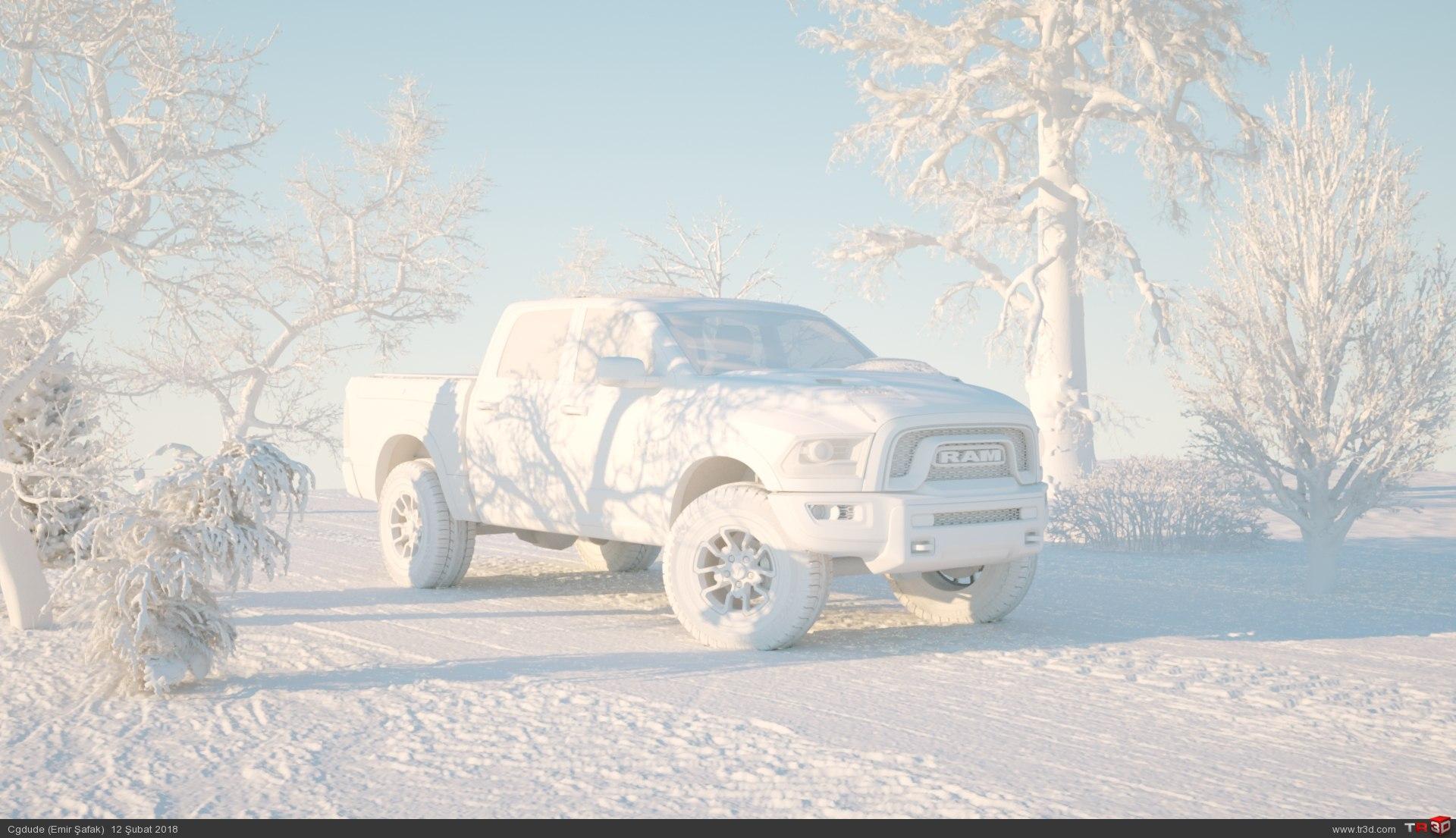 Snow CG 1