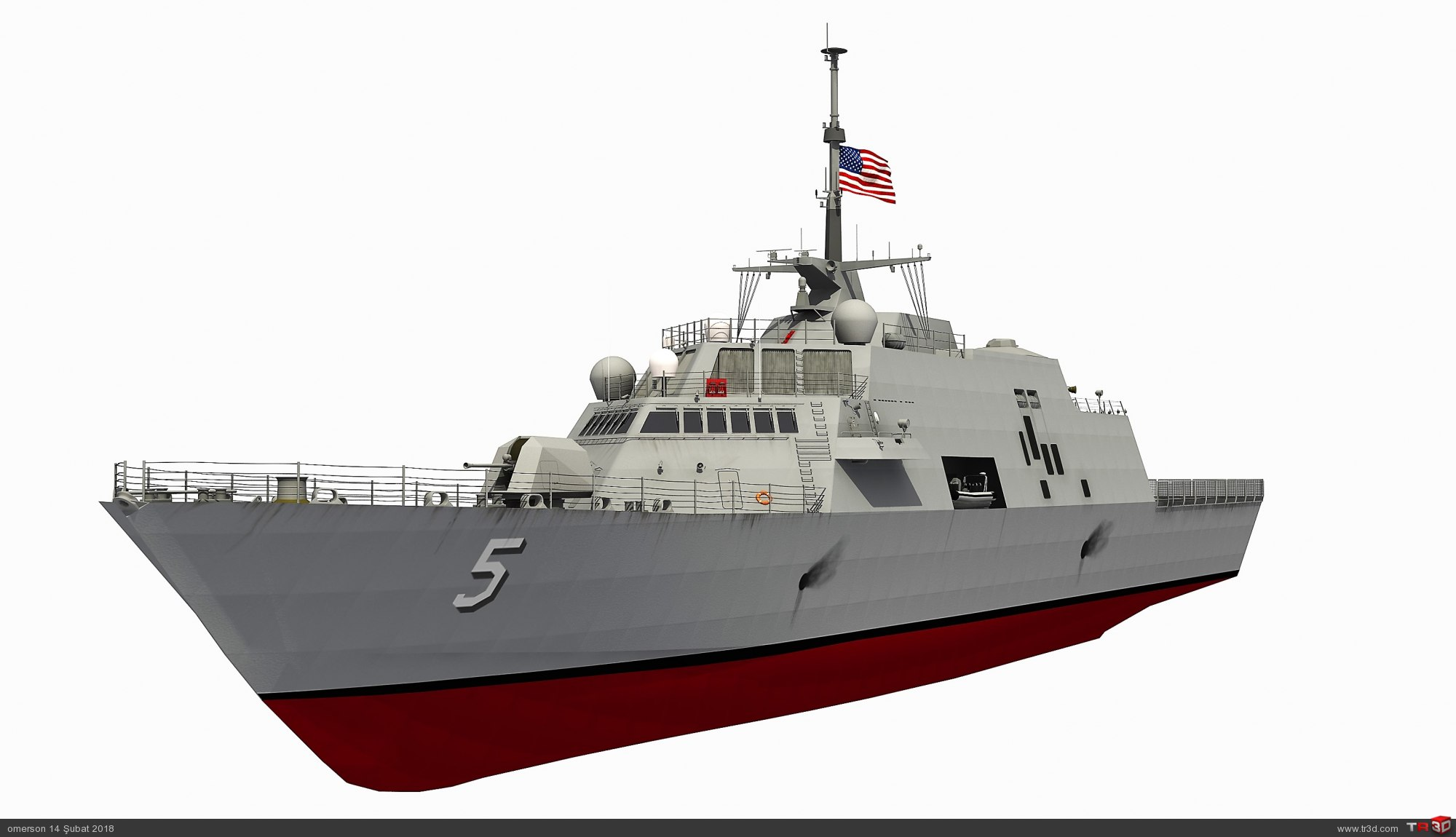 Freedom Class LCS 1
