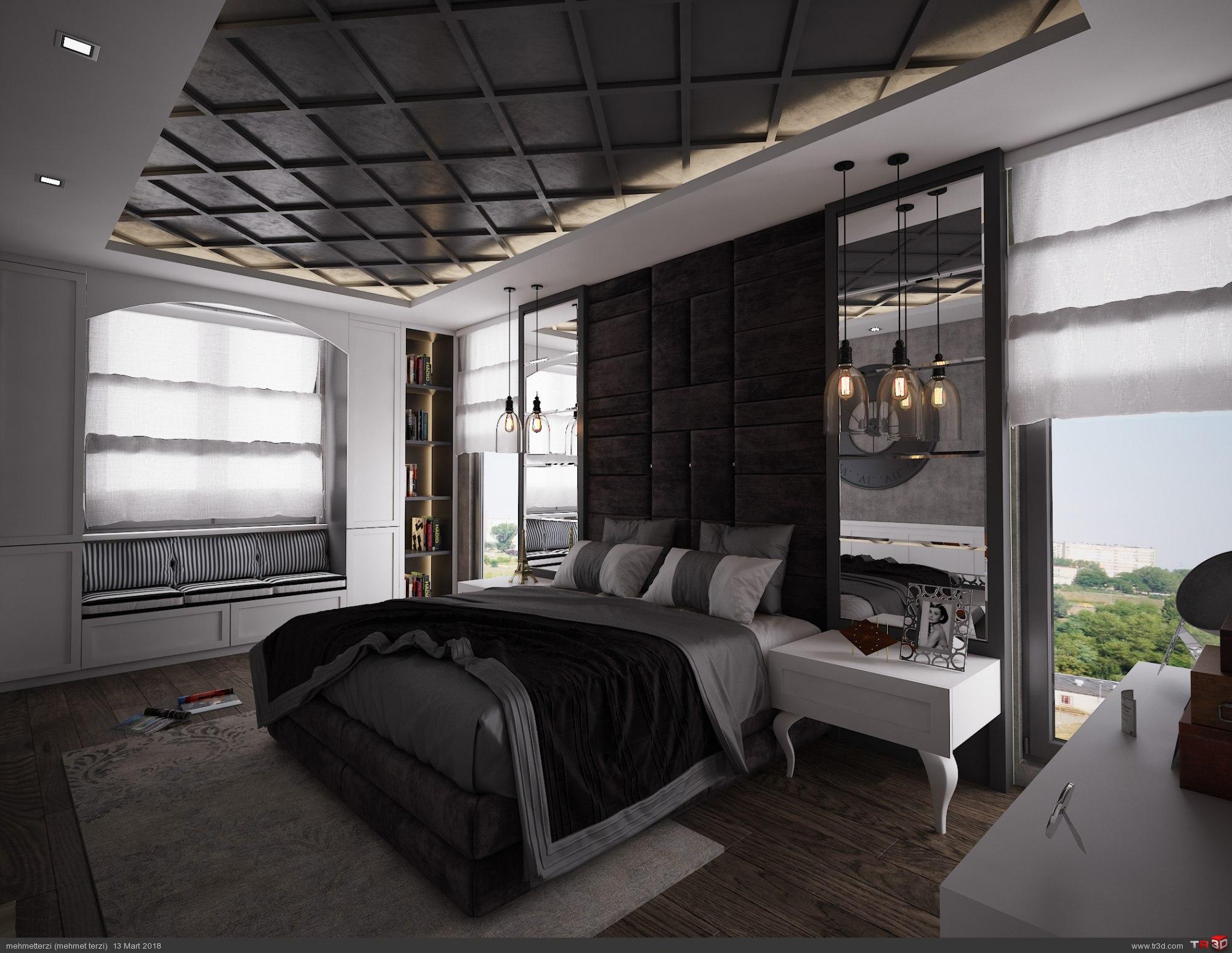 villa tasarım projesi 2