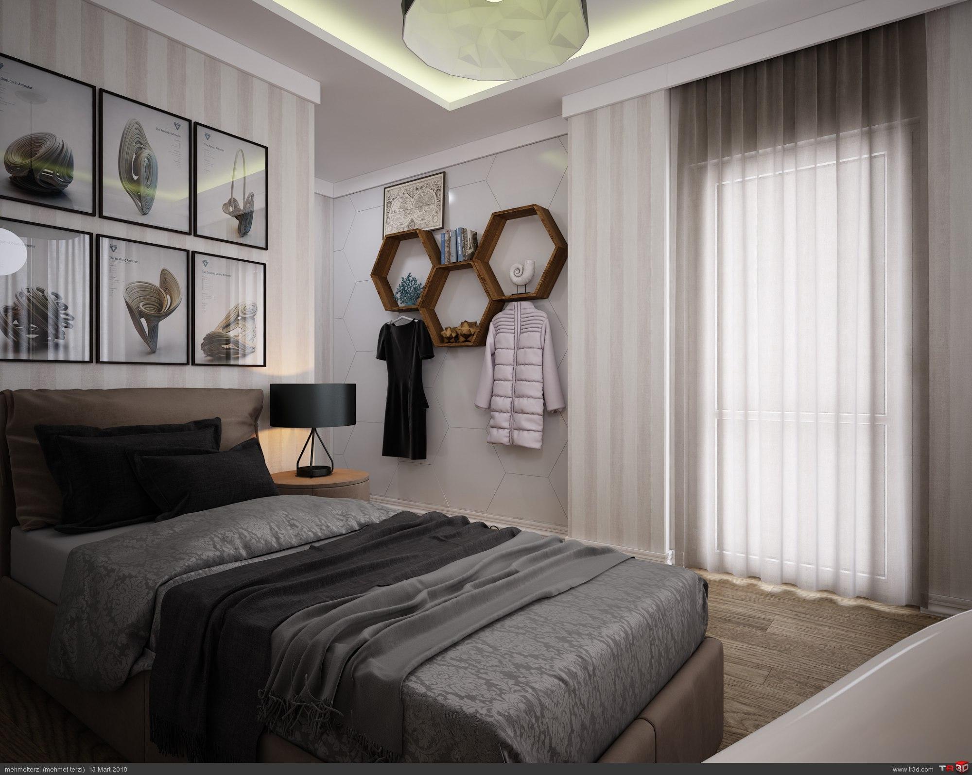 villa tasarım projesi 3