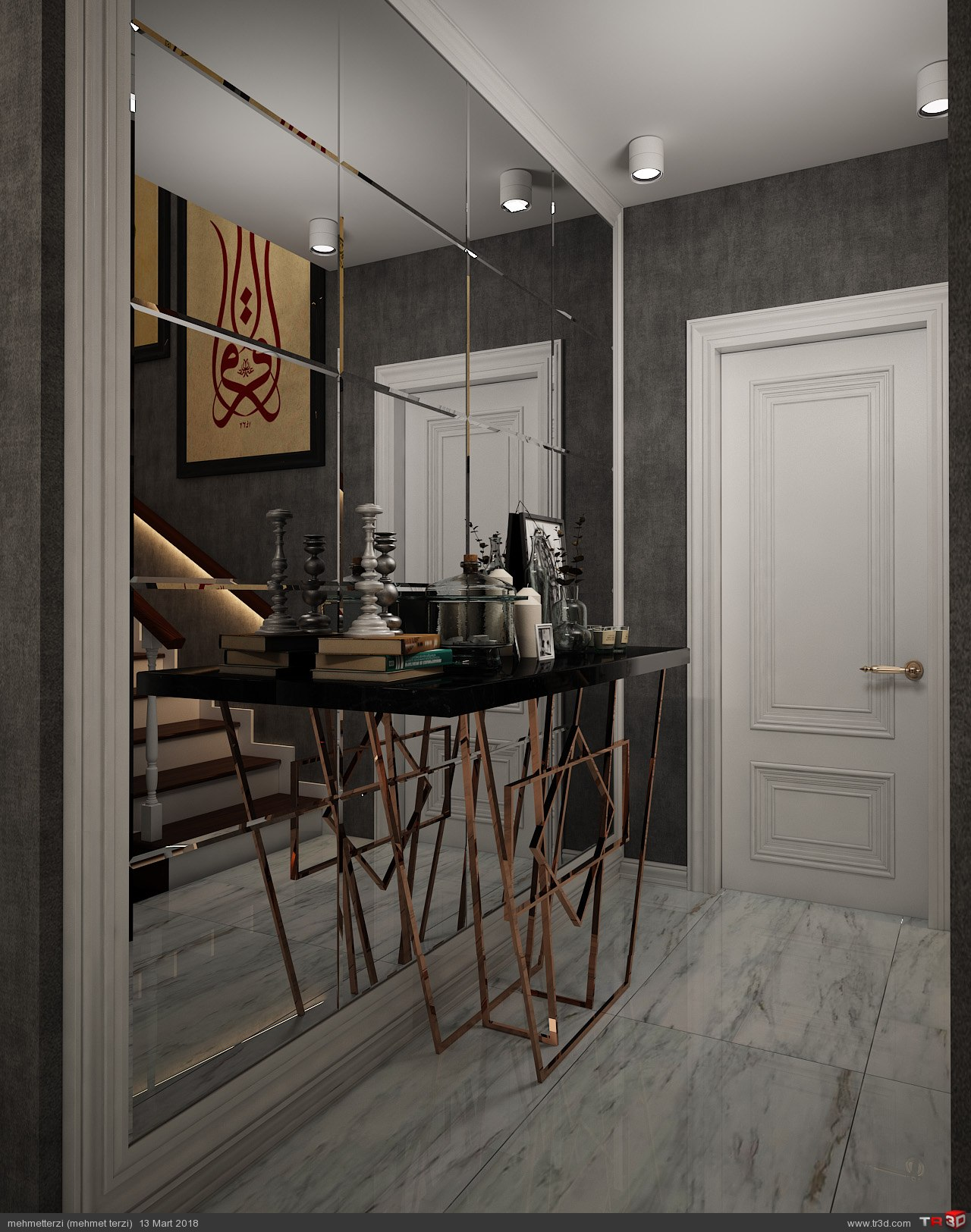 villa tasarım projesi 4