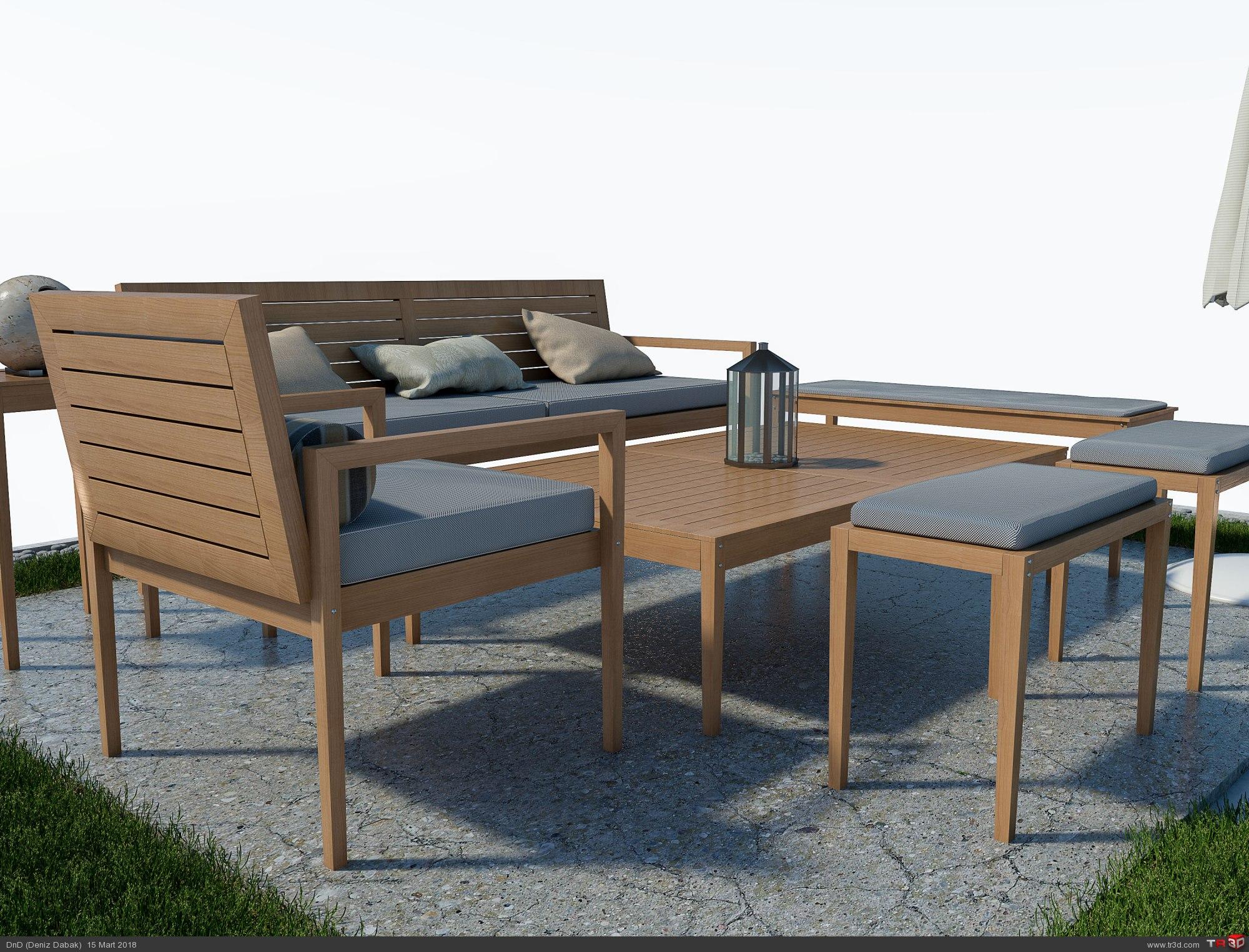 Garden Furniture 2