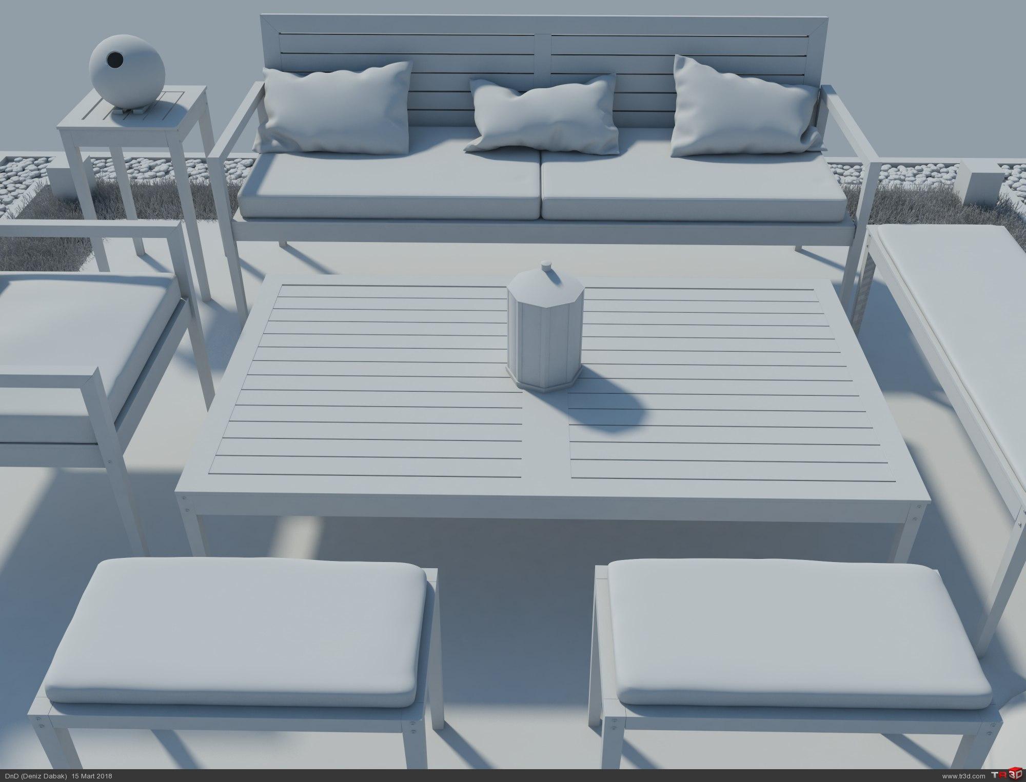 Garden Furniture 4