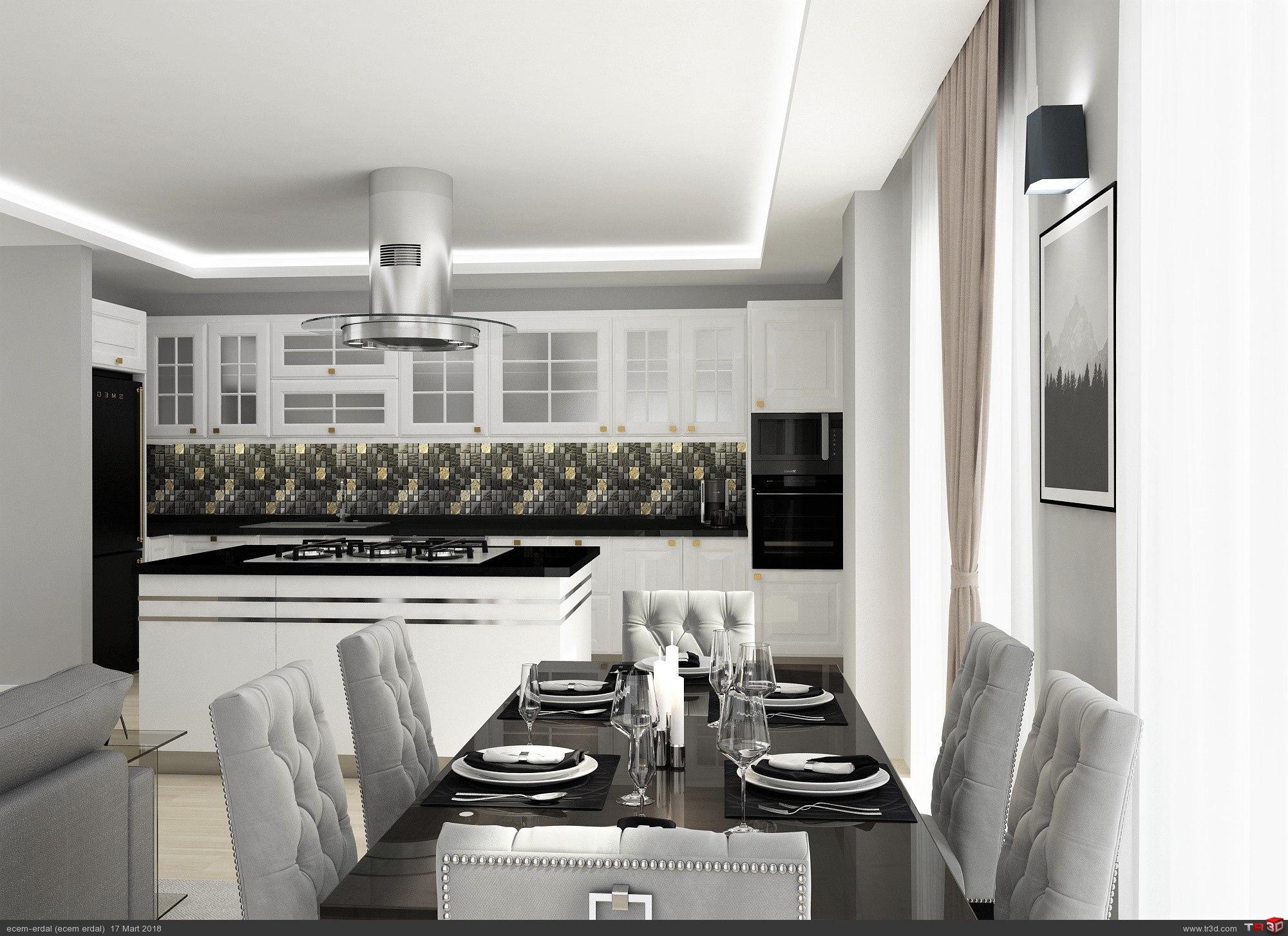 Se-Ba life mutfak tasarım