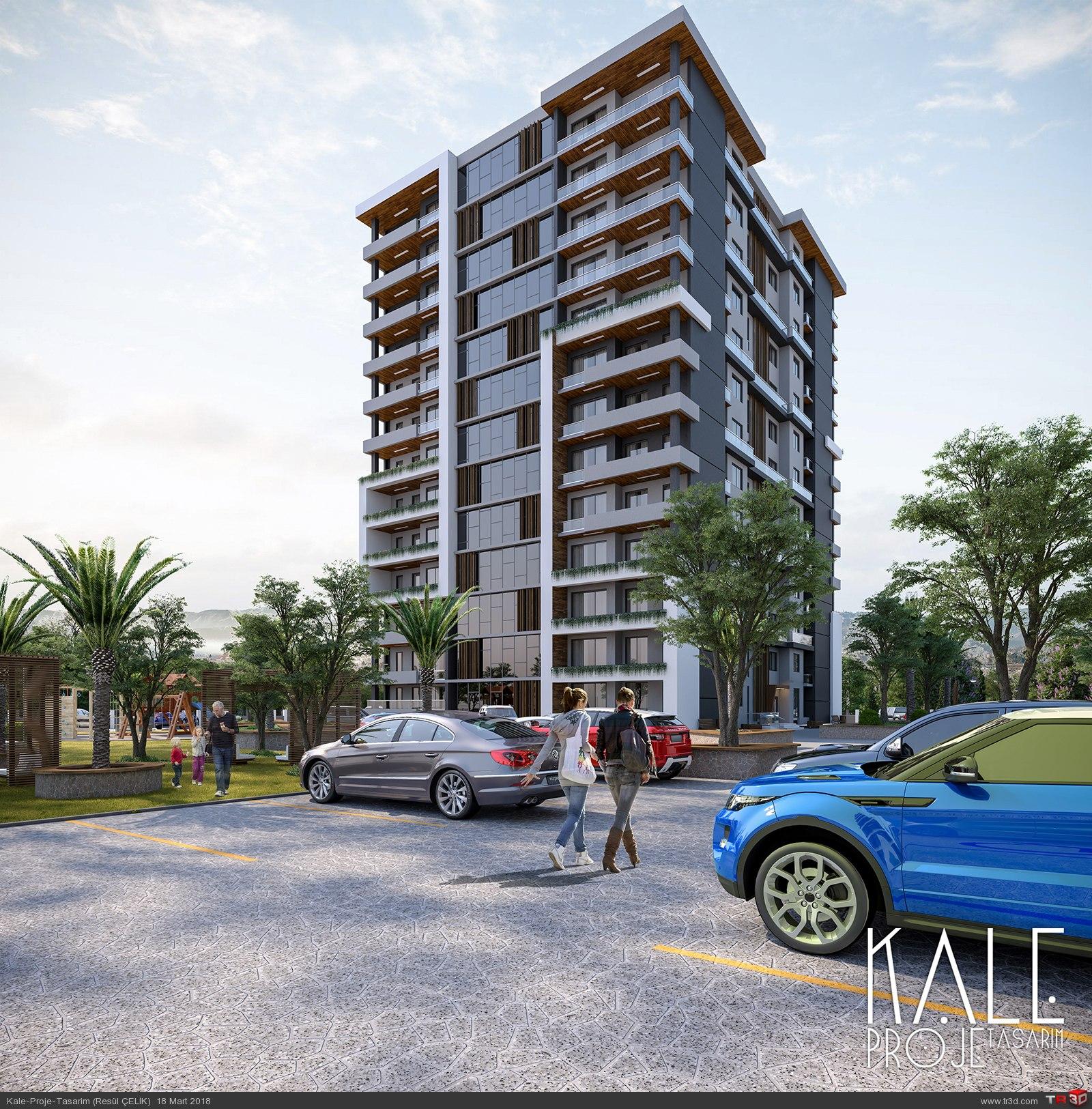 Kale 3d Malatya-2 3