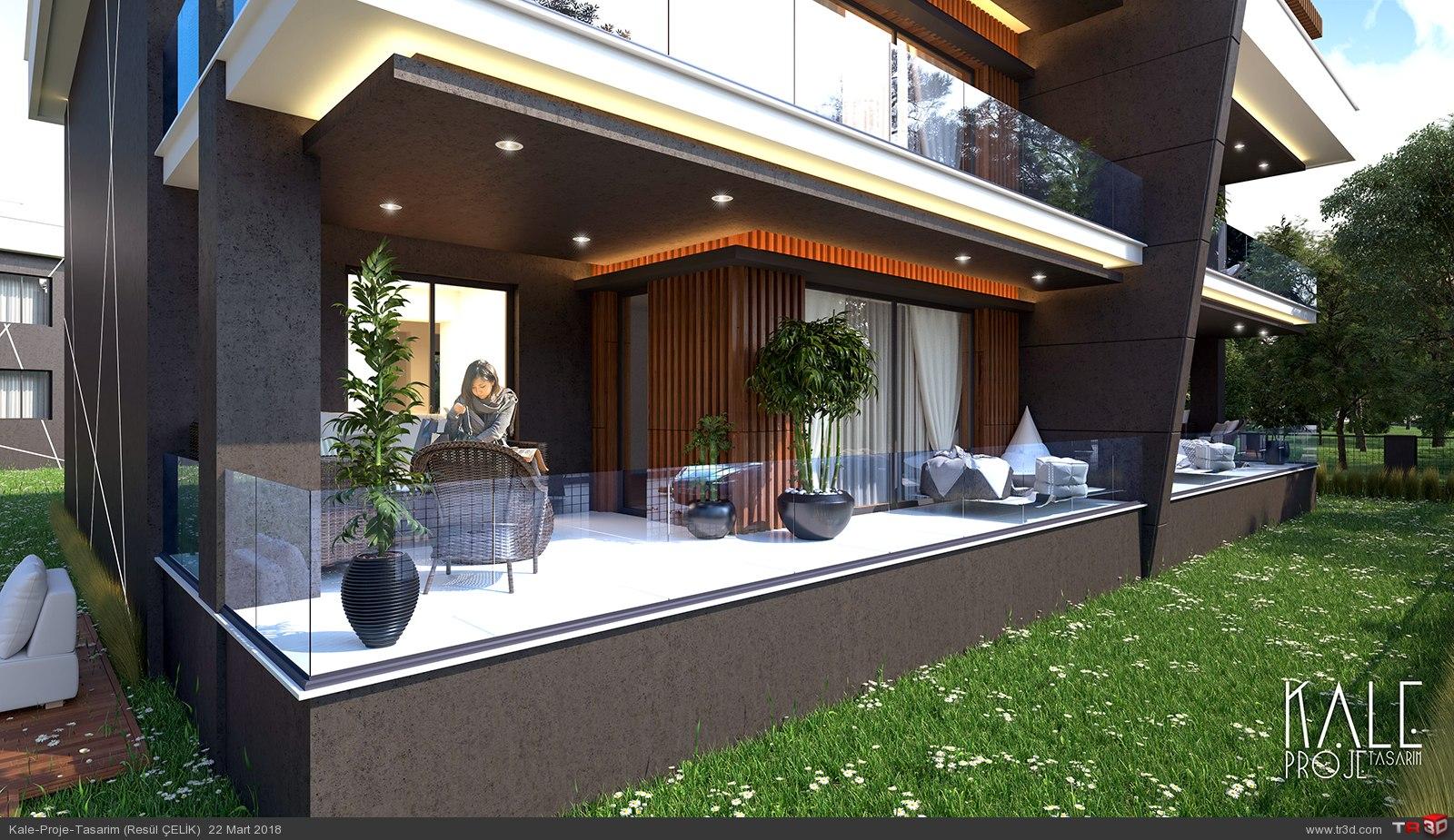 Kale 3D Villa 3 1