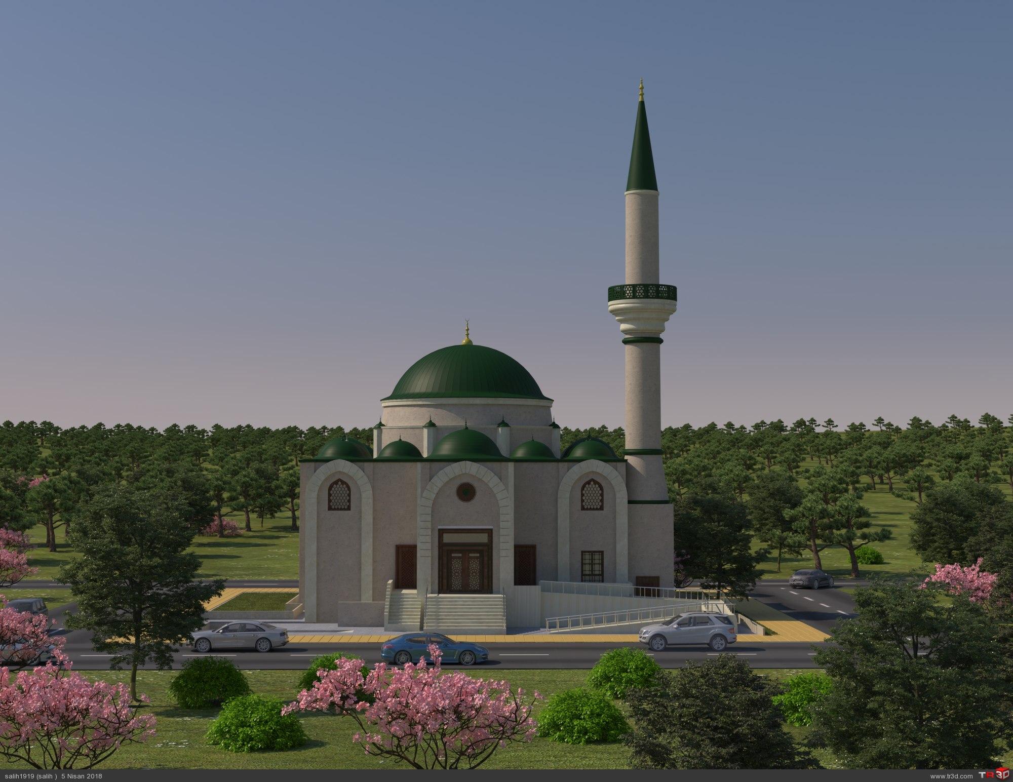 Bitlis İli Toplu Konut Adilcevaz Camii