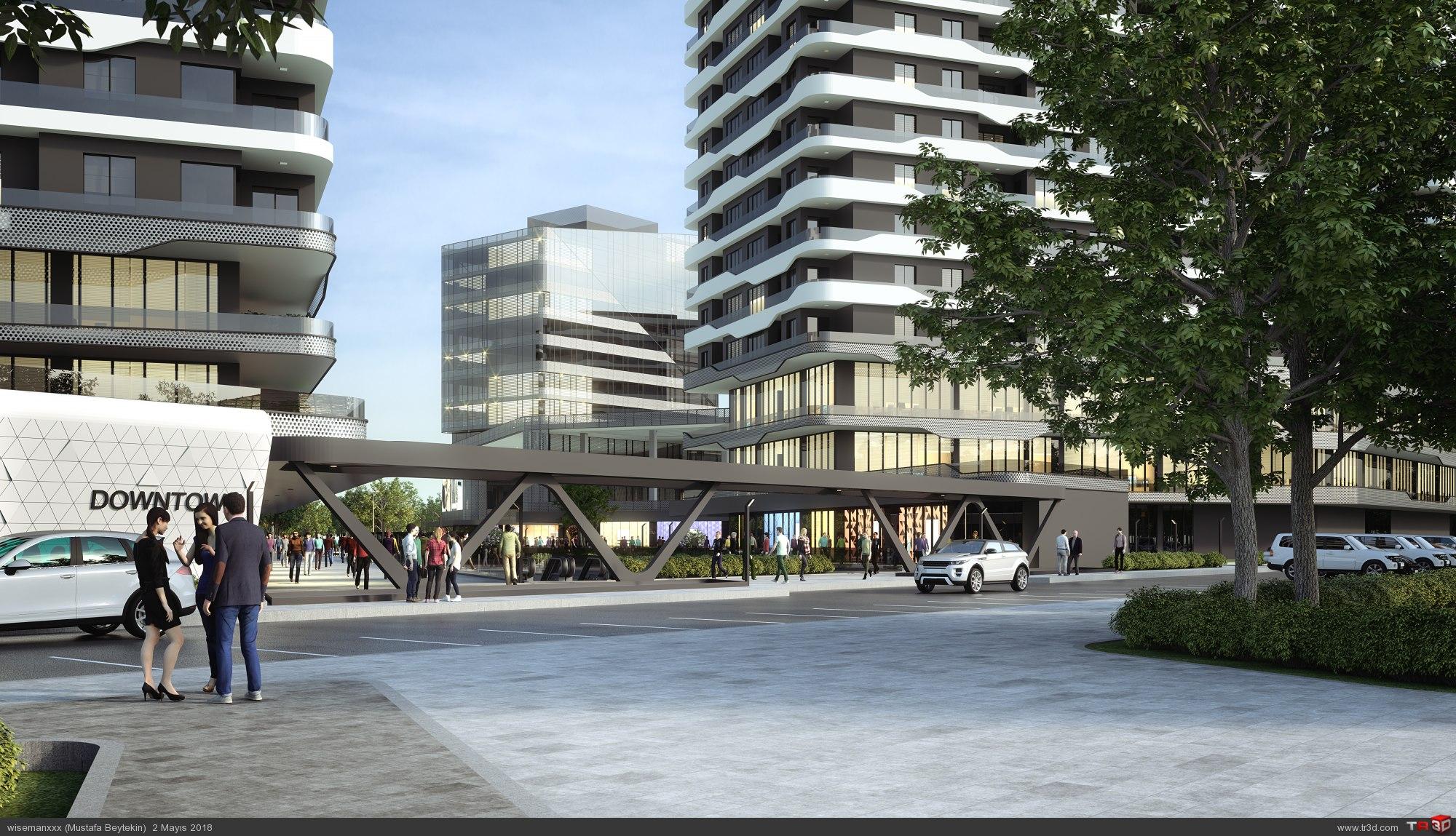 Downtown Bursa 3