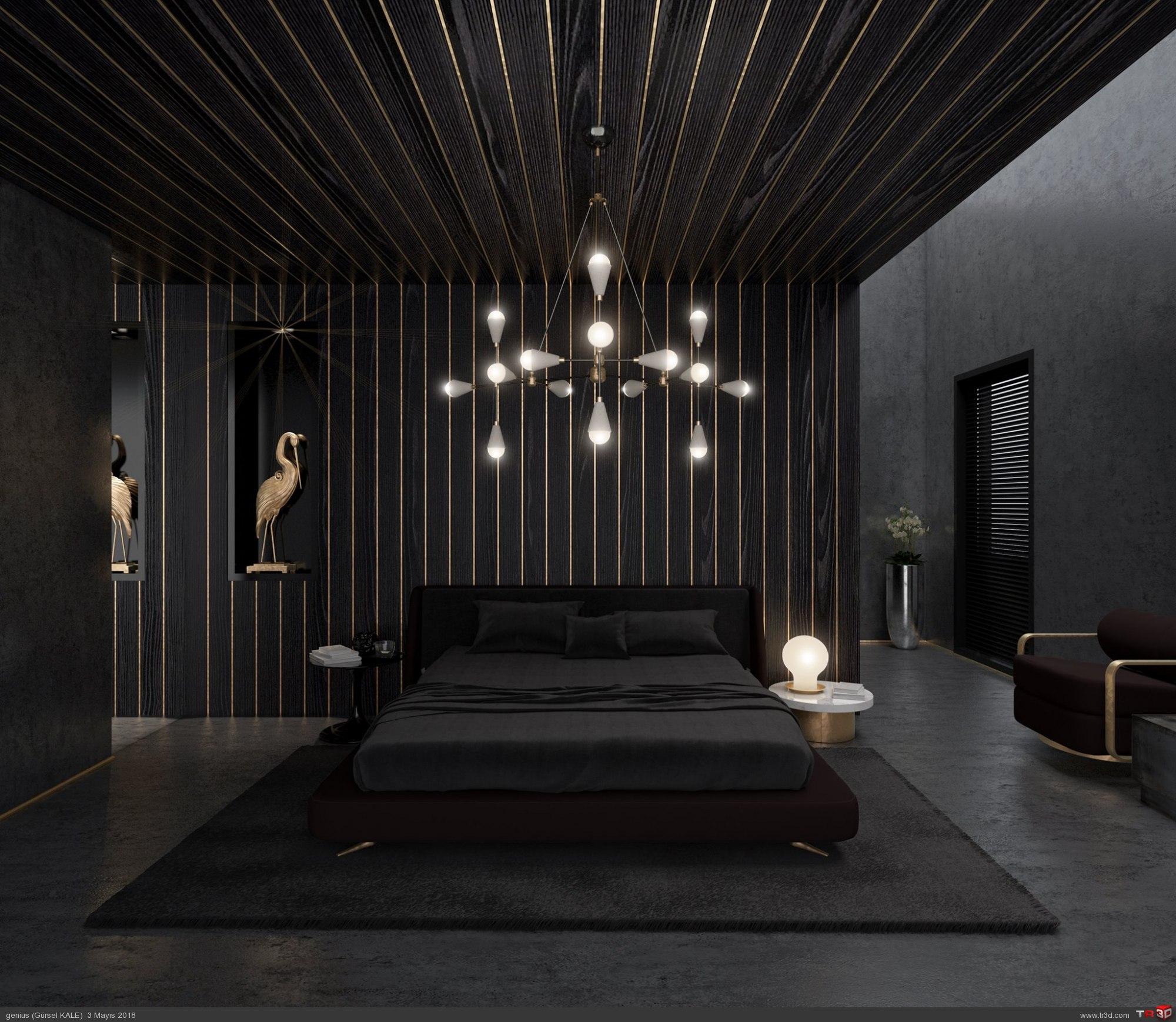 vadi istanbul bedroom design